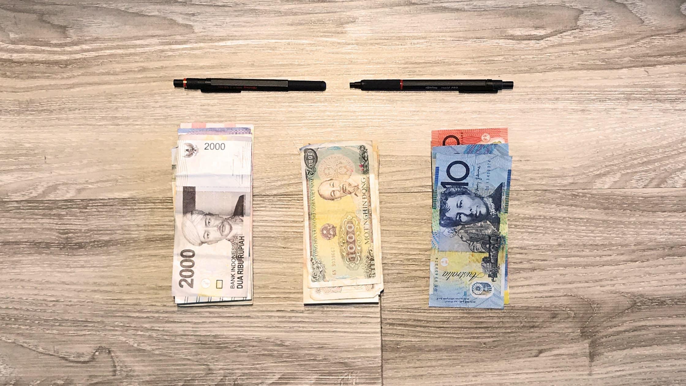 Secondary Small Zip Pocket Example Items | GORCK GR2