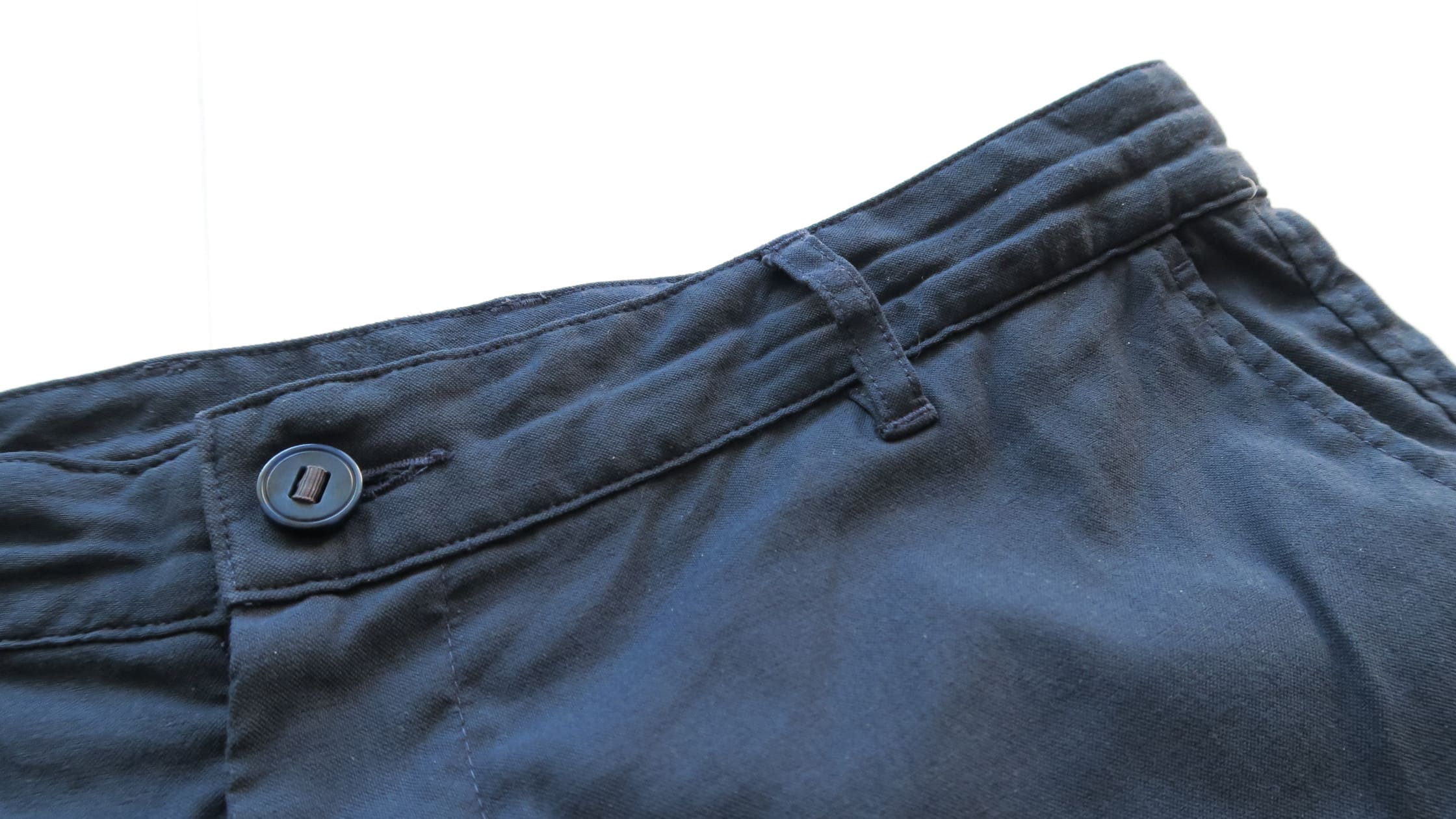 New Way Shorts Detail