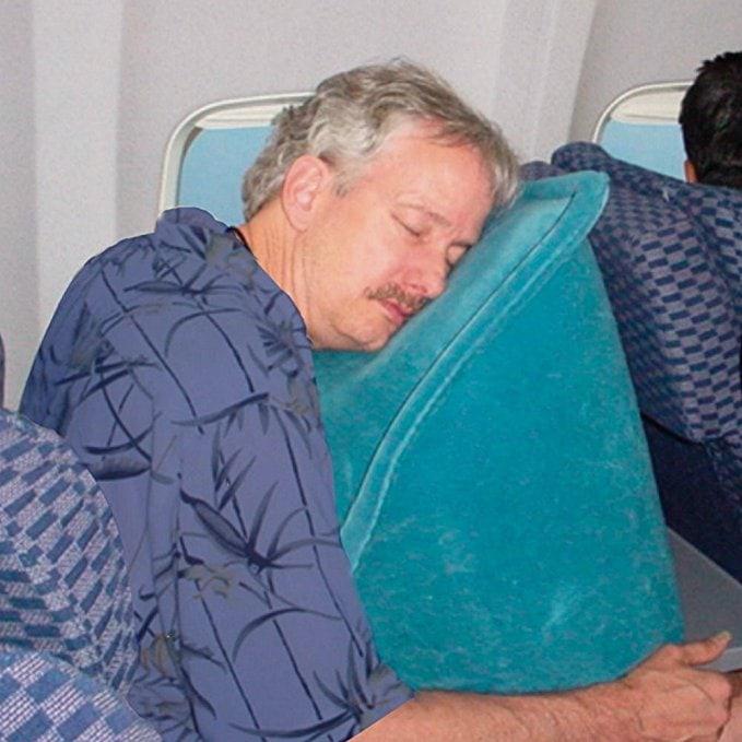 Weird Gear: The Pillow Wedge