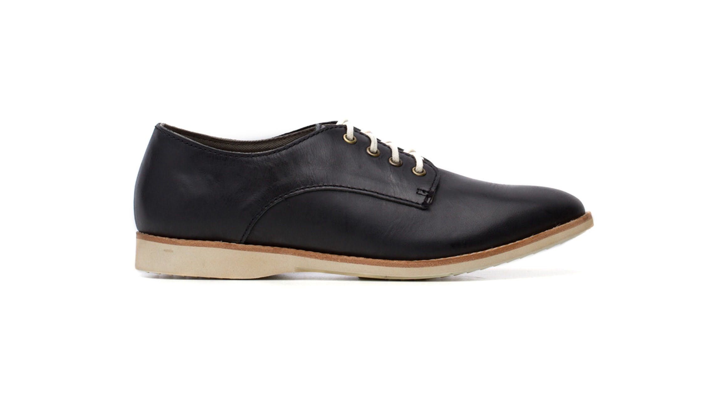 Rollie Derby Shoes Black