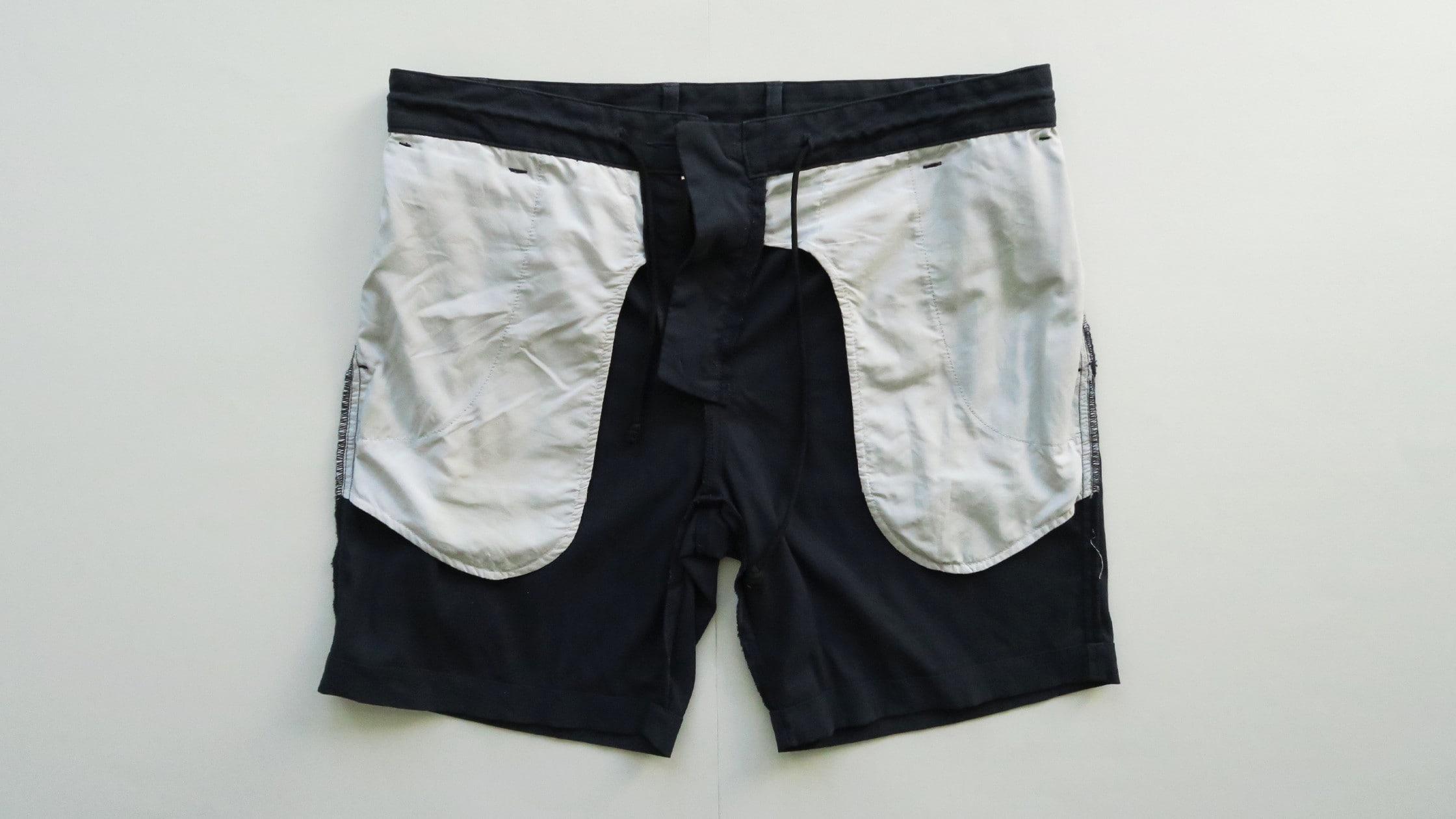 New Way Shorts Deep Pockets