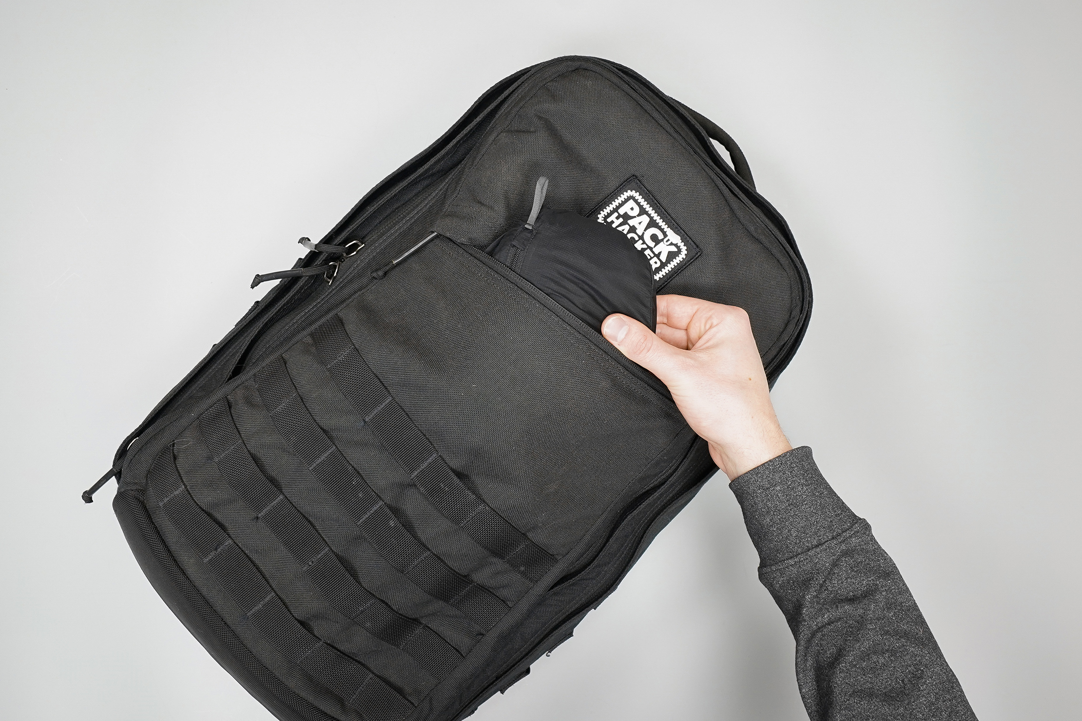 GORUCK GR2 Front Diagonal Pocket