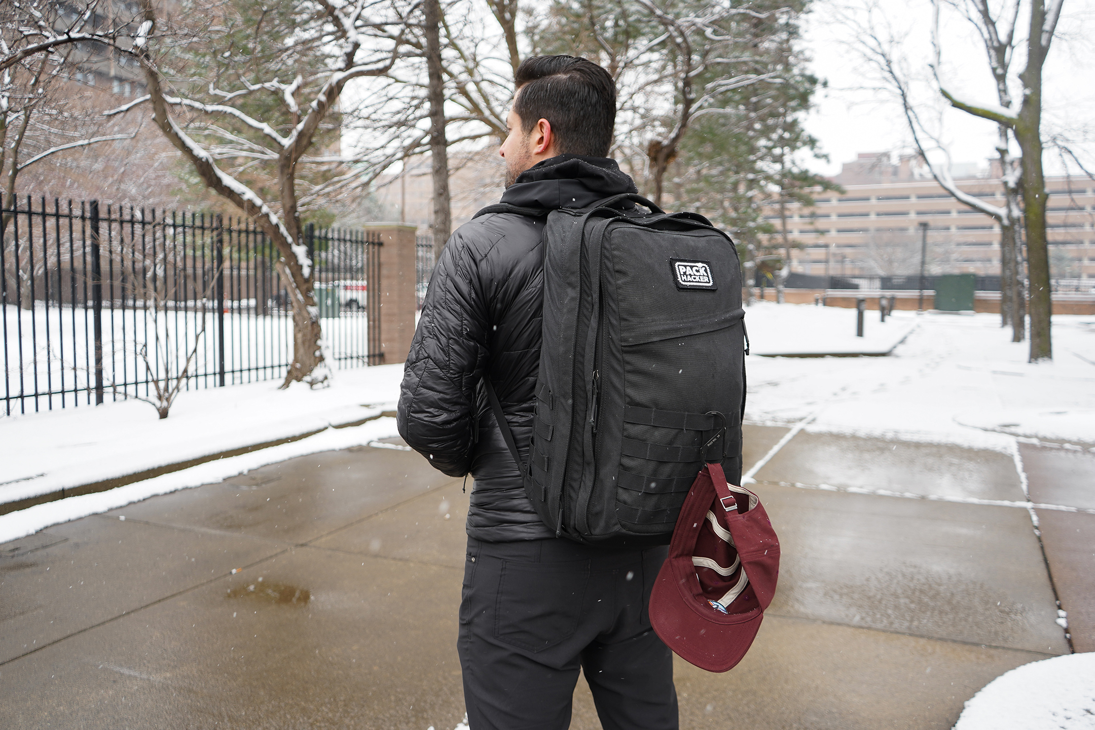 GORUCK GR2 In Detroit, Michigan