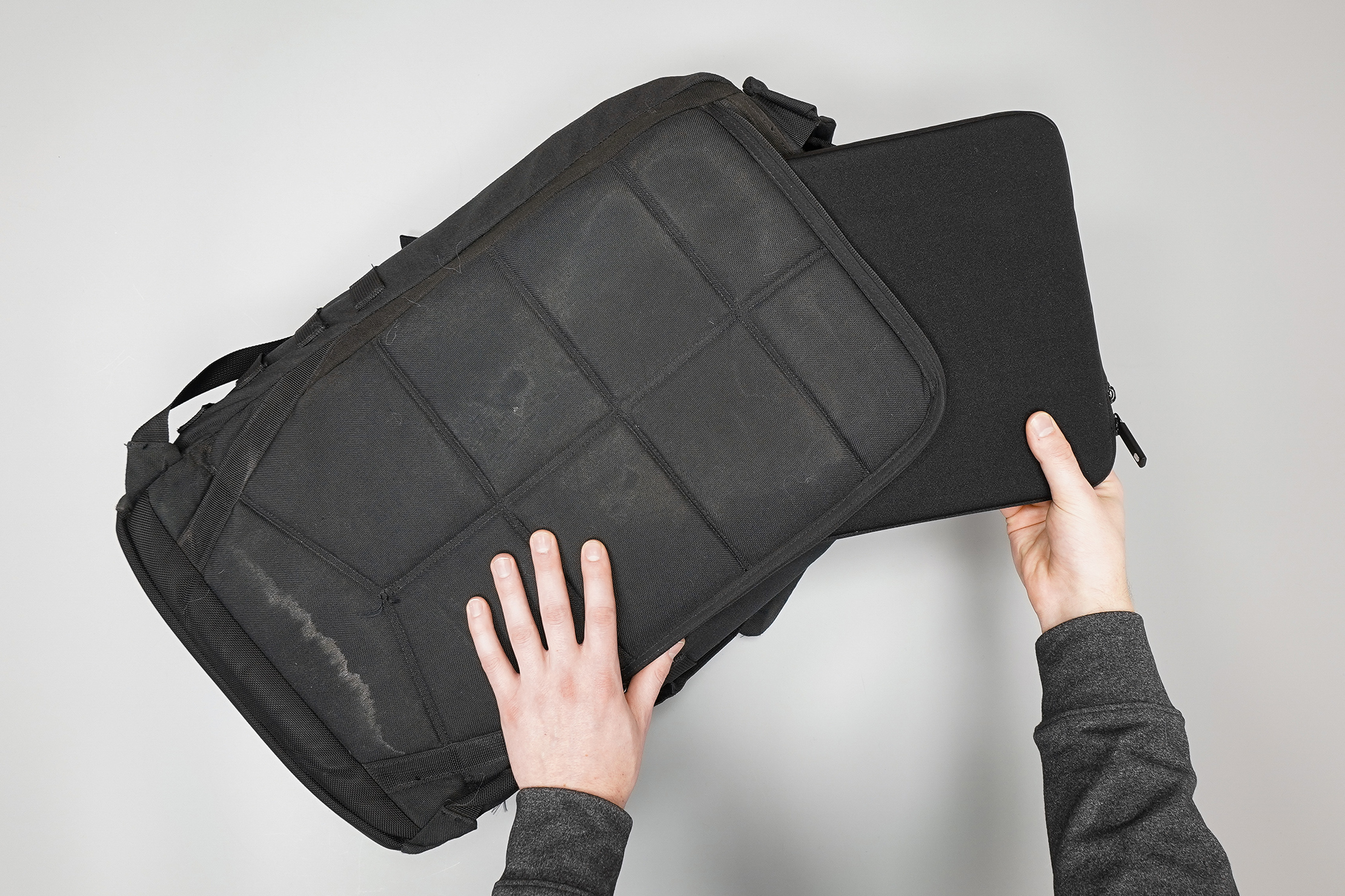 GORUCK GR2 Laptop Compartment