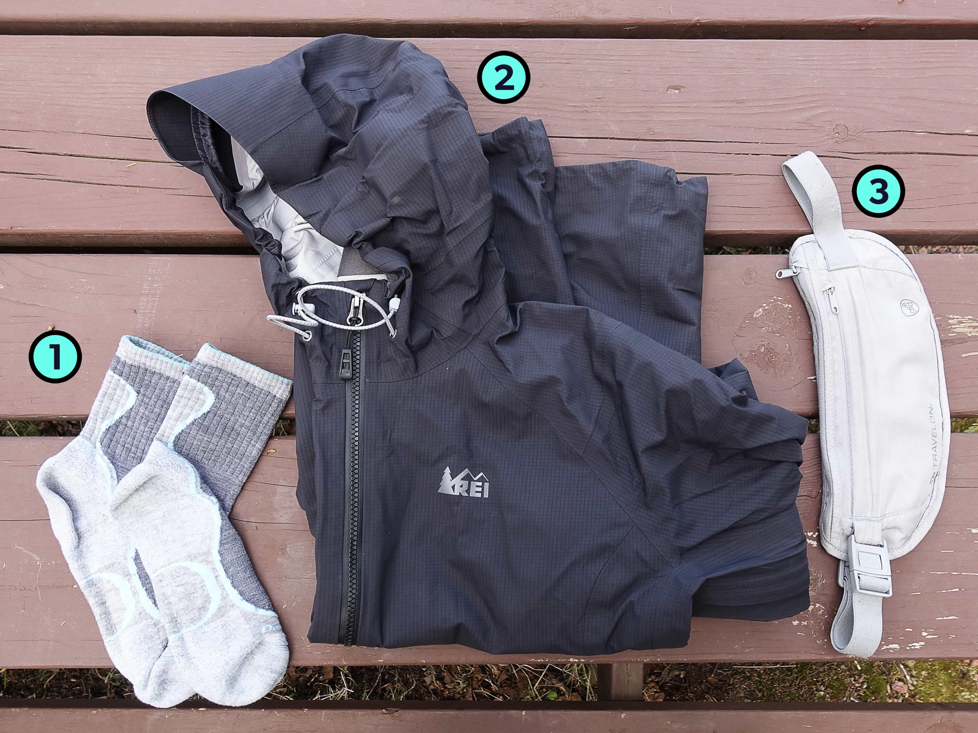 Heidi's Trusty Three Travel Gear Items