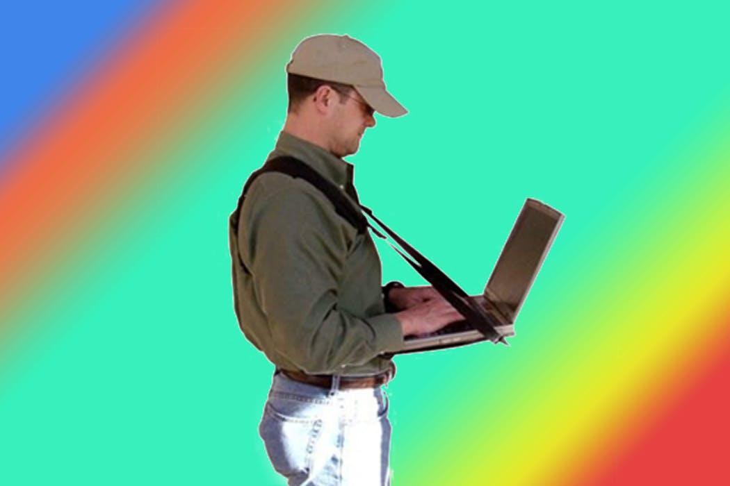 Weird Gear - Connect A Desk