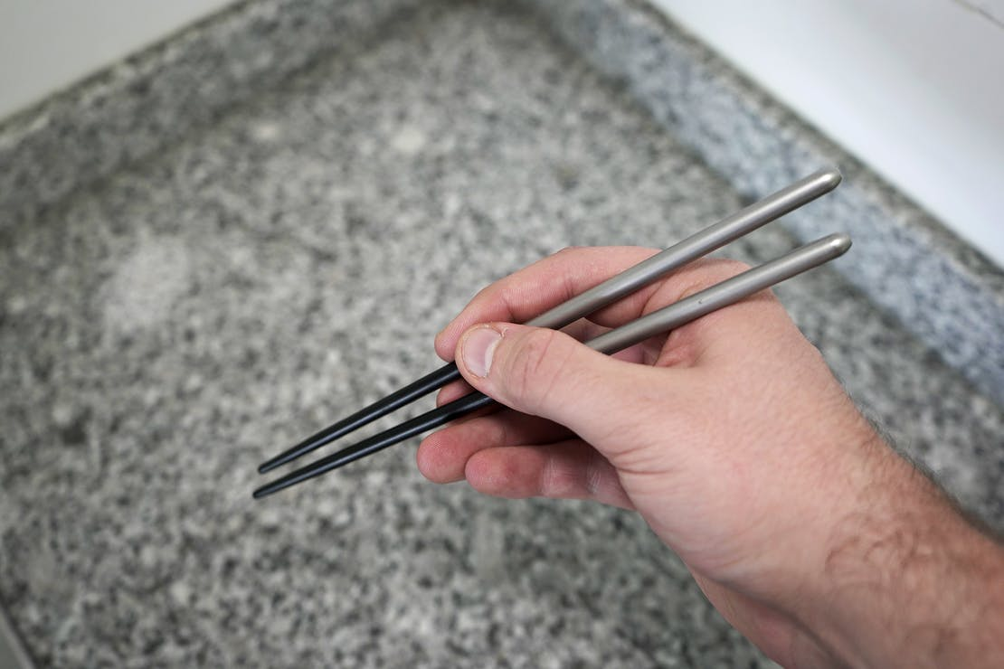 Integral Design Collapsible Compact Chopsticks