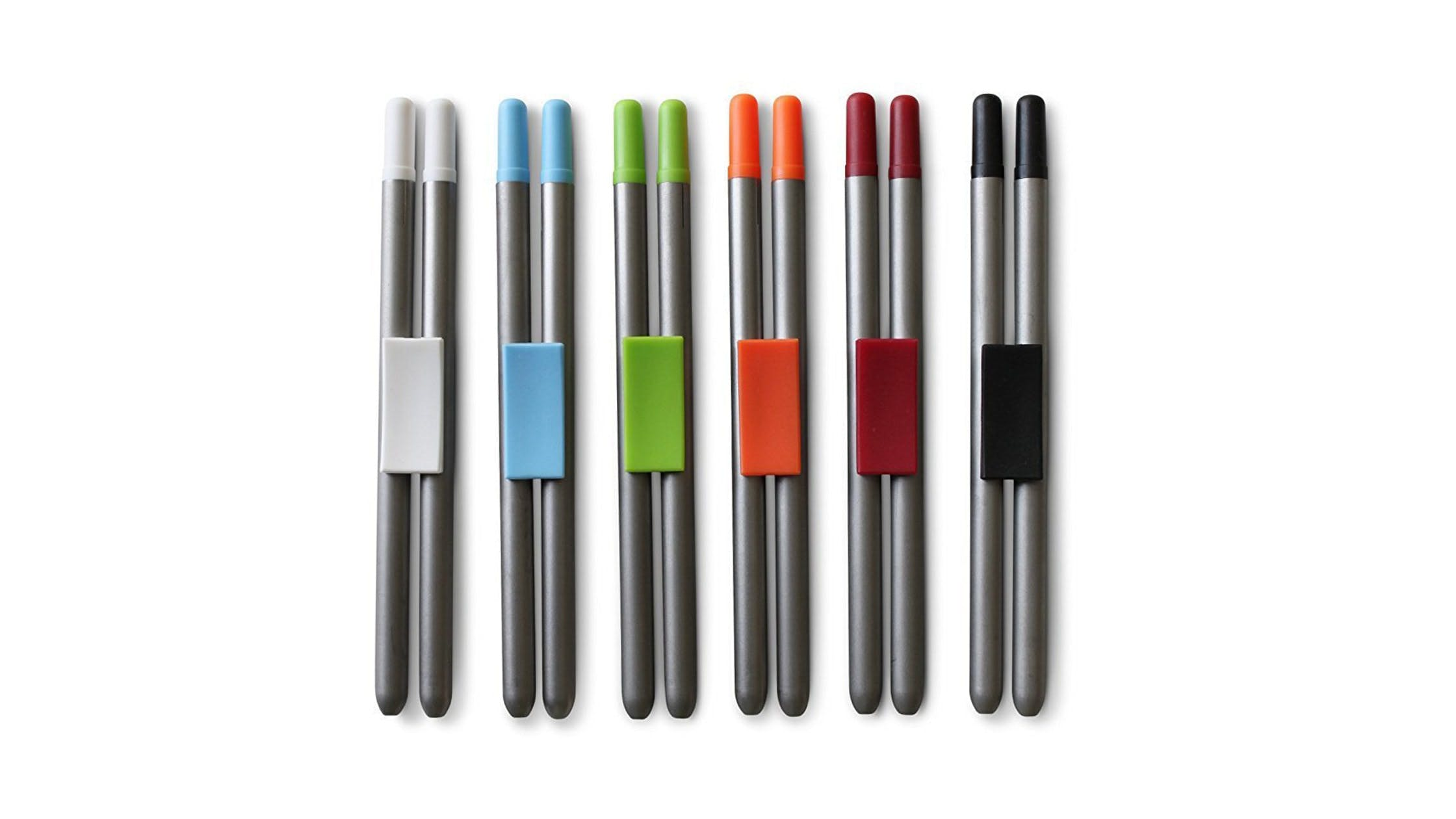 Integral Design Collapsible Chopsticks Colors