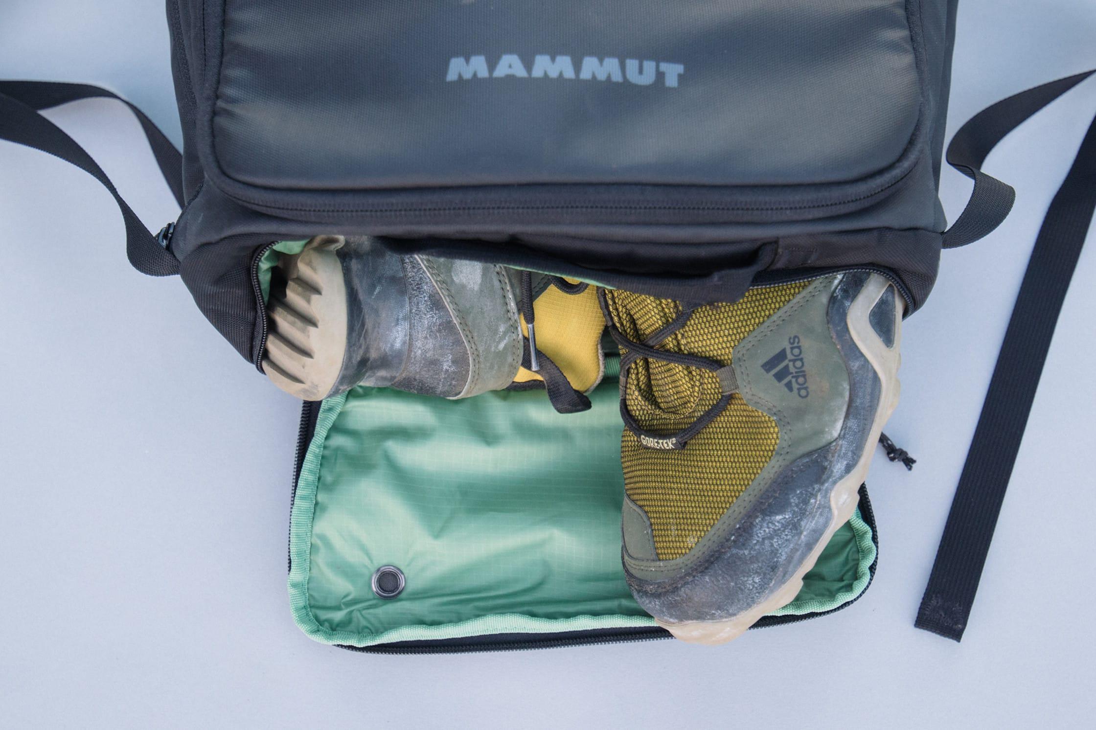 Mammut Seon Cargo Bottom Pocket