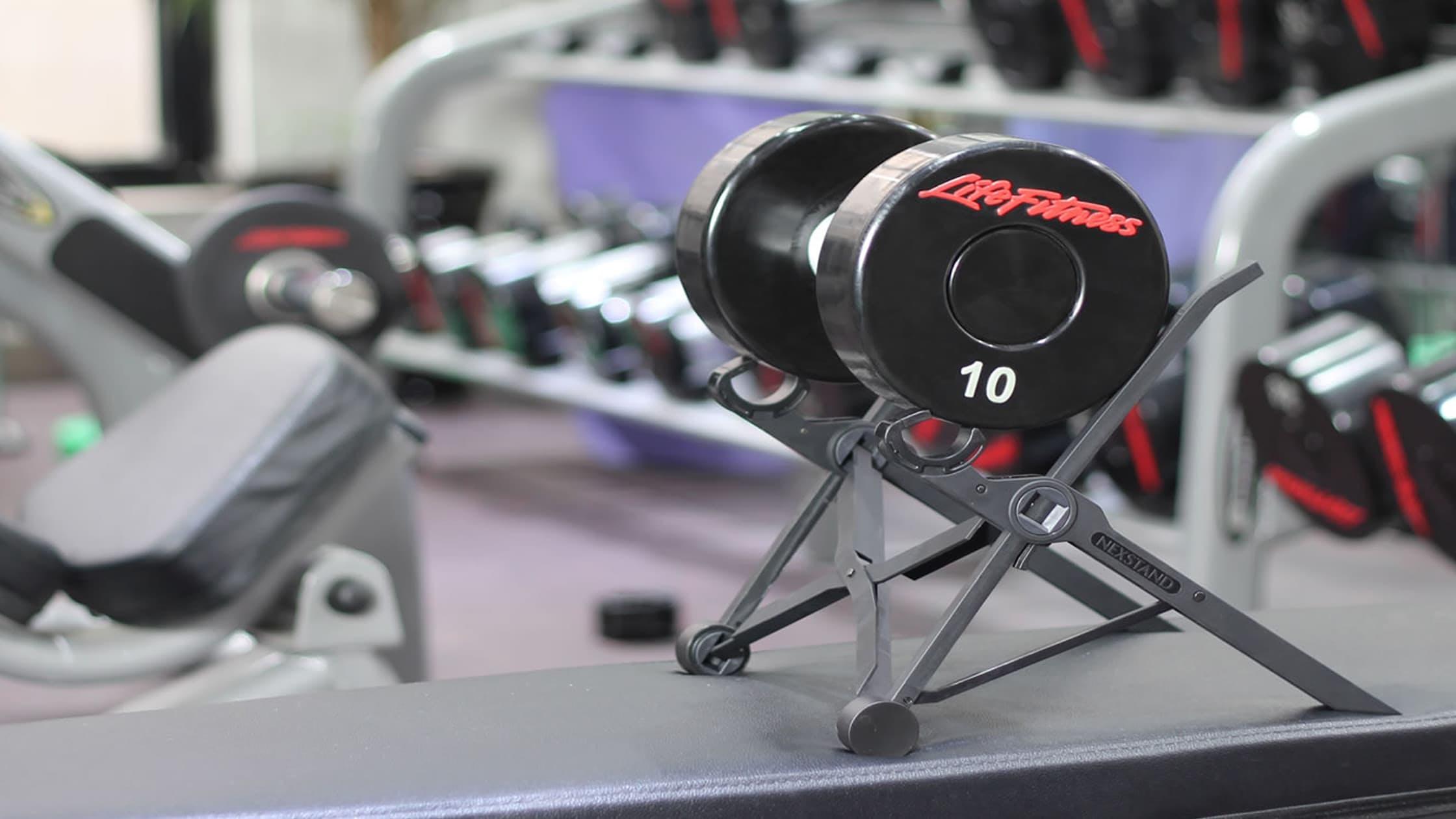 Nextstand Weights Image | Nexstand.com
