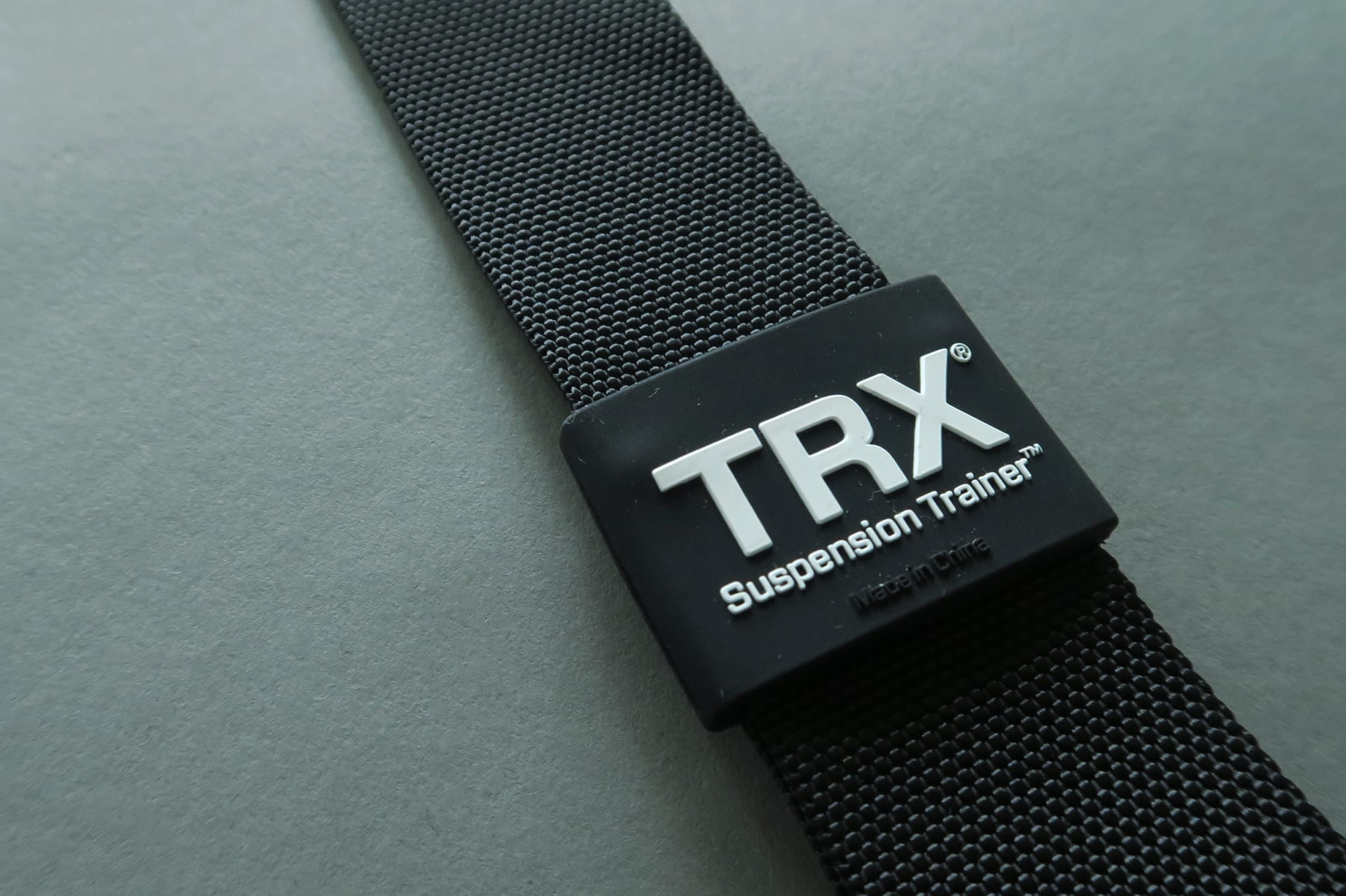 TRX Go Suspension Training Kit Door Strap Detail
