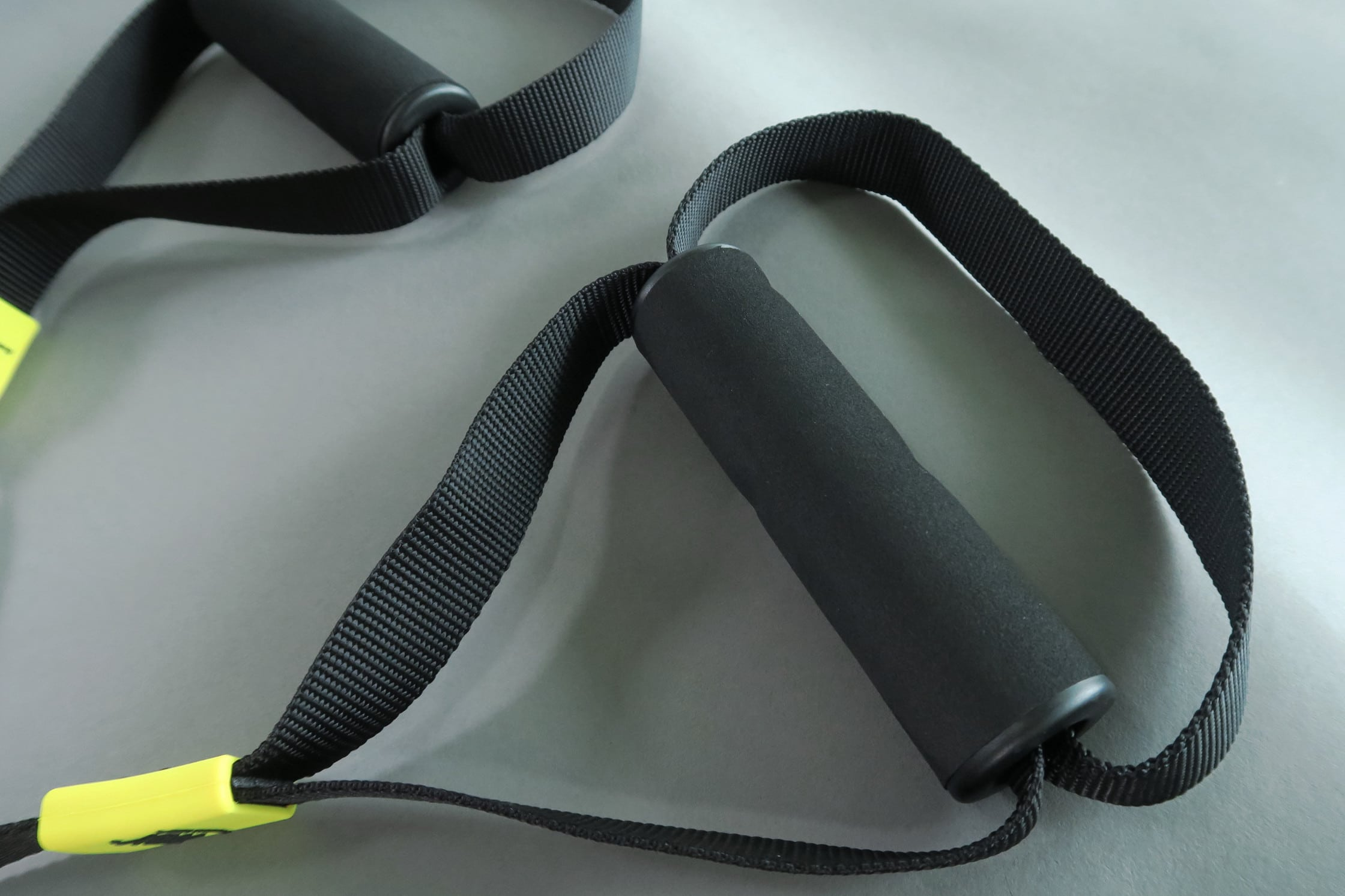 TRX Go Suspension Training Kit Foam Handles