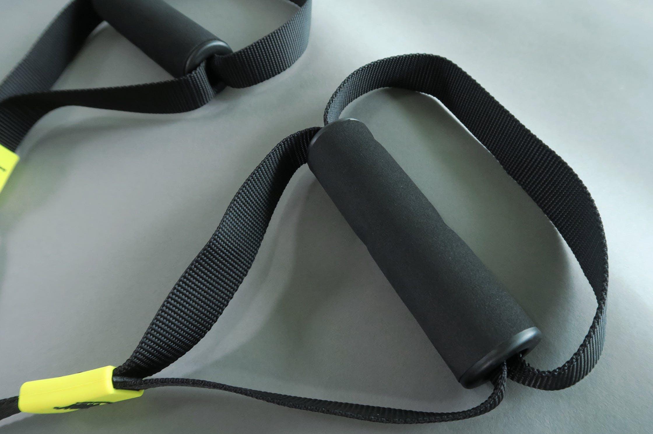 TRX Go Suspension Training Kit Foam Handles