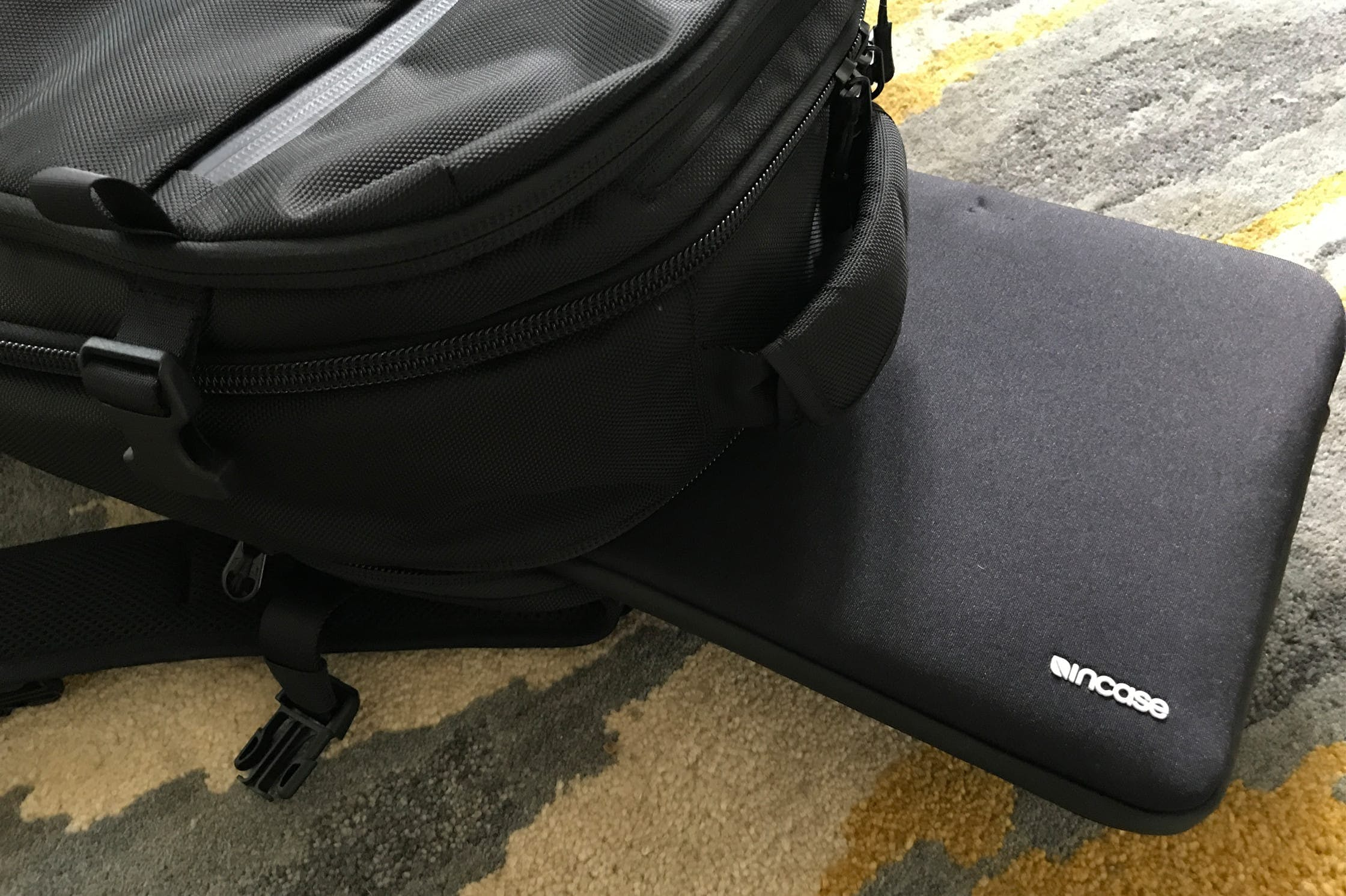 Aer Travel Pack Laptop Compartment