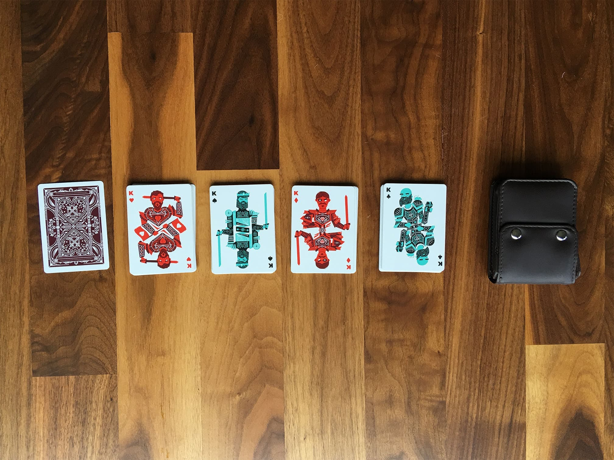 Bloodlines Custom Playing Cards