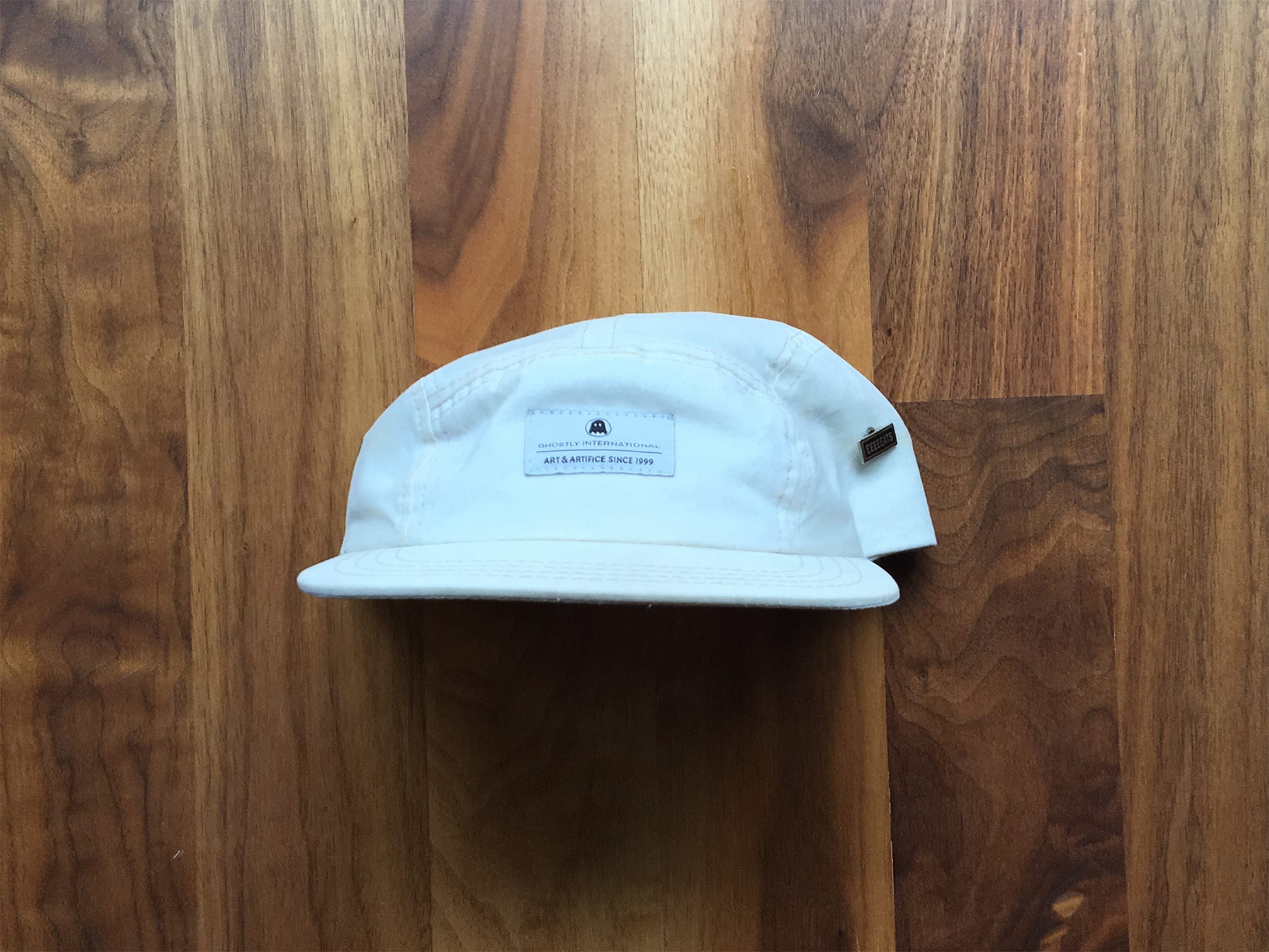 Ghostly International Cotton Camp Cap