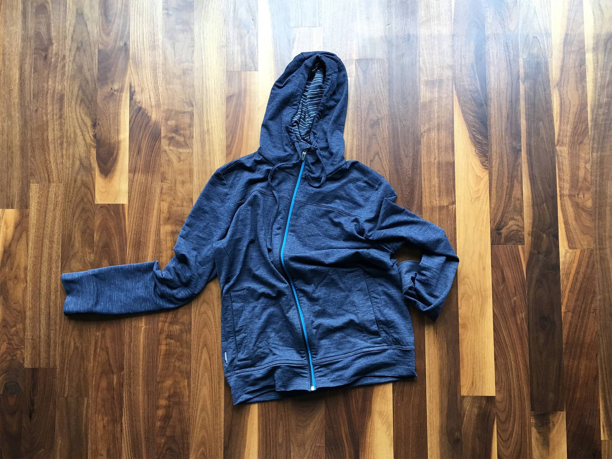 Icebreaker Shifter Long Sleeve Zip Hood