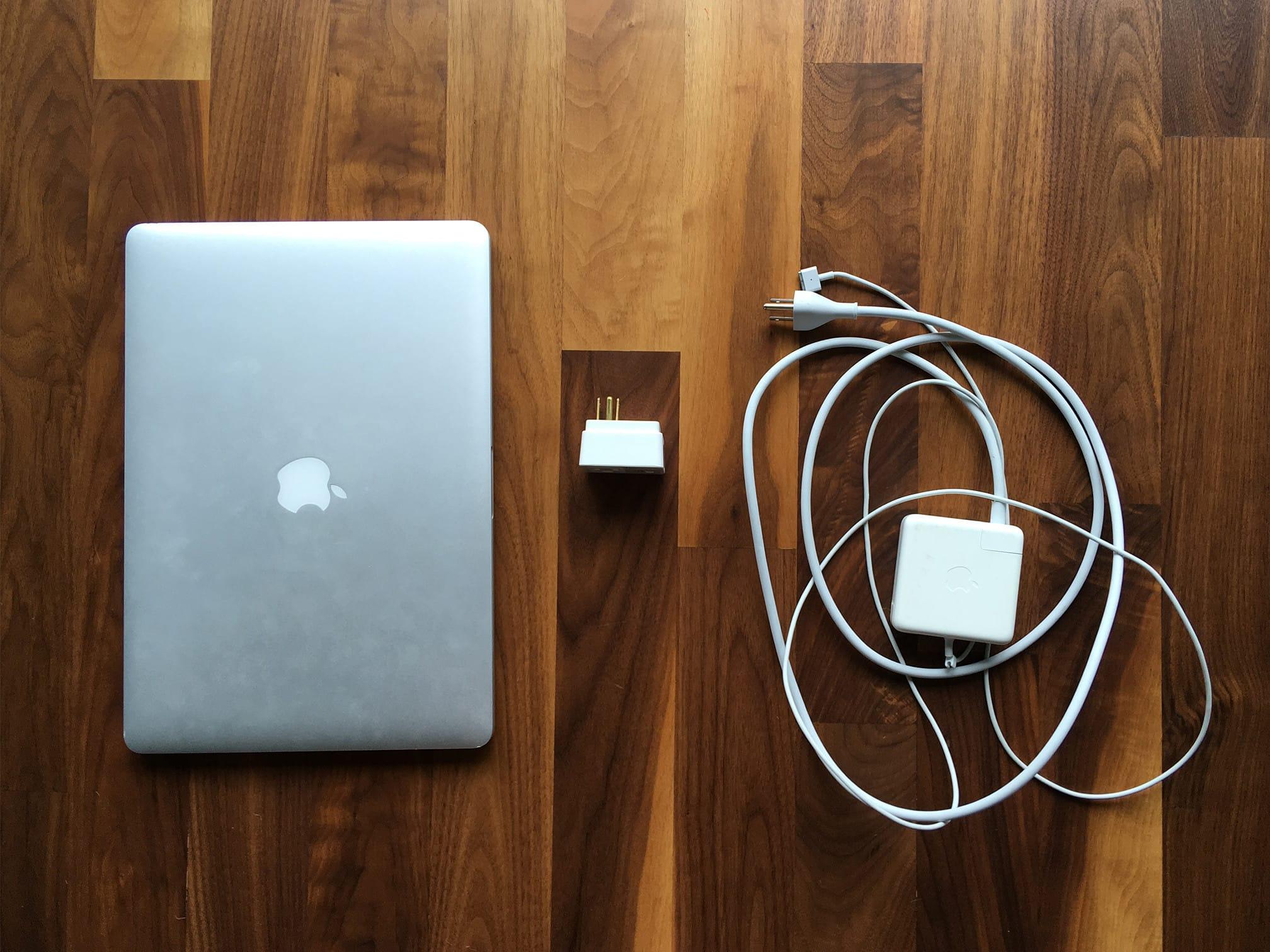 MacBook Pro | Surge Protector
