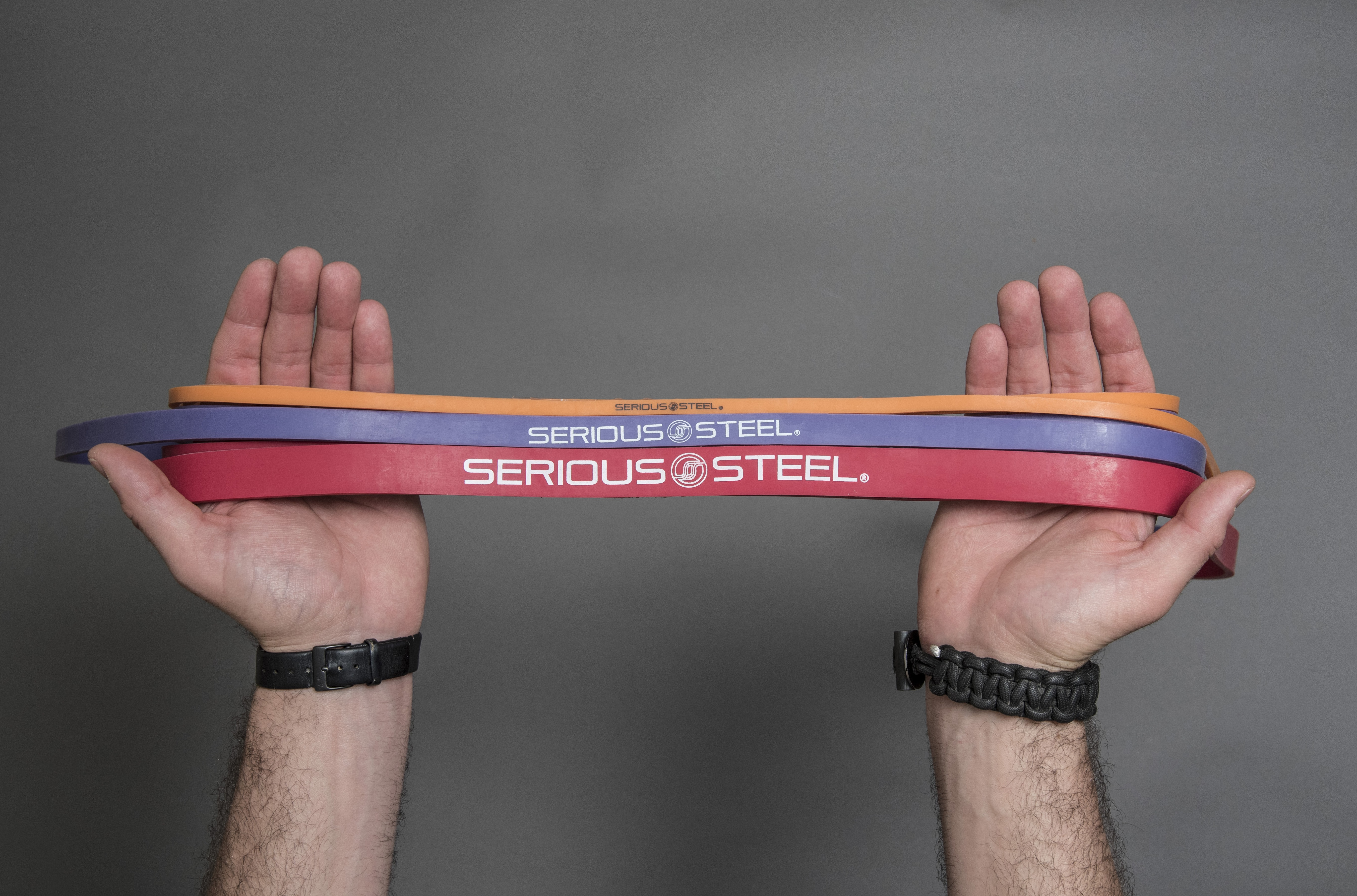 Serious Steel Assisted Resistance Band