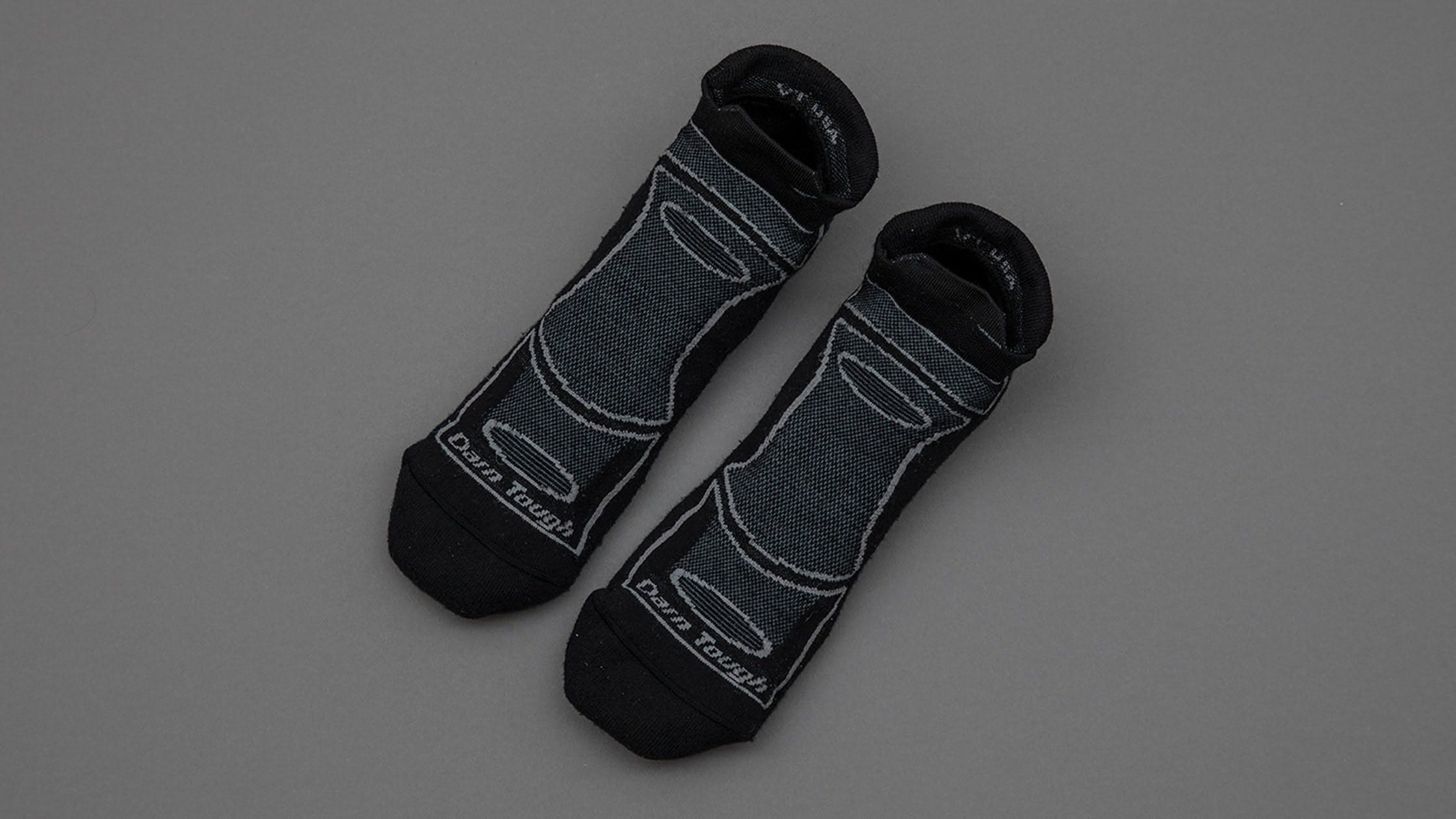 Darn Tough Merino Wool No-Show Socks