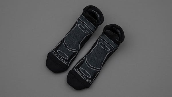 Darn Tough Merino Wool No-Show Socks