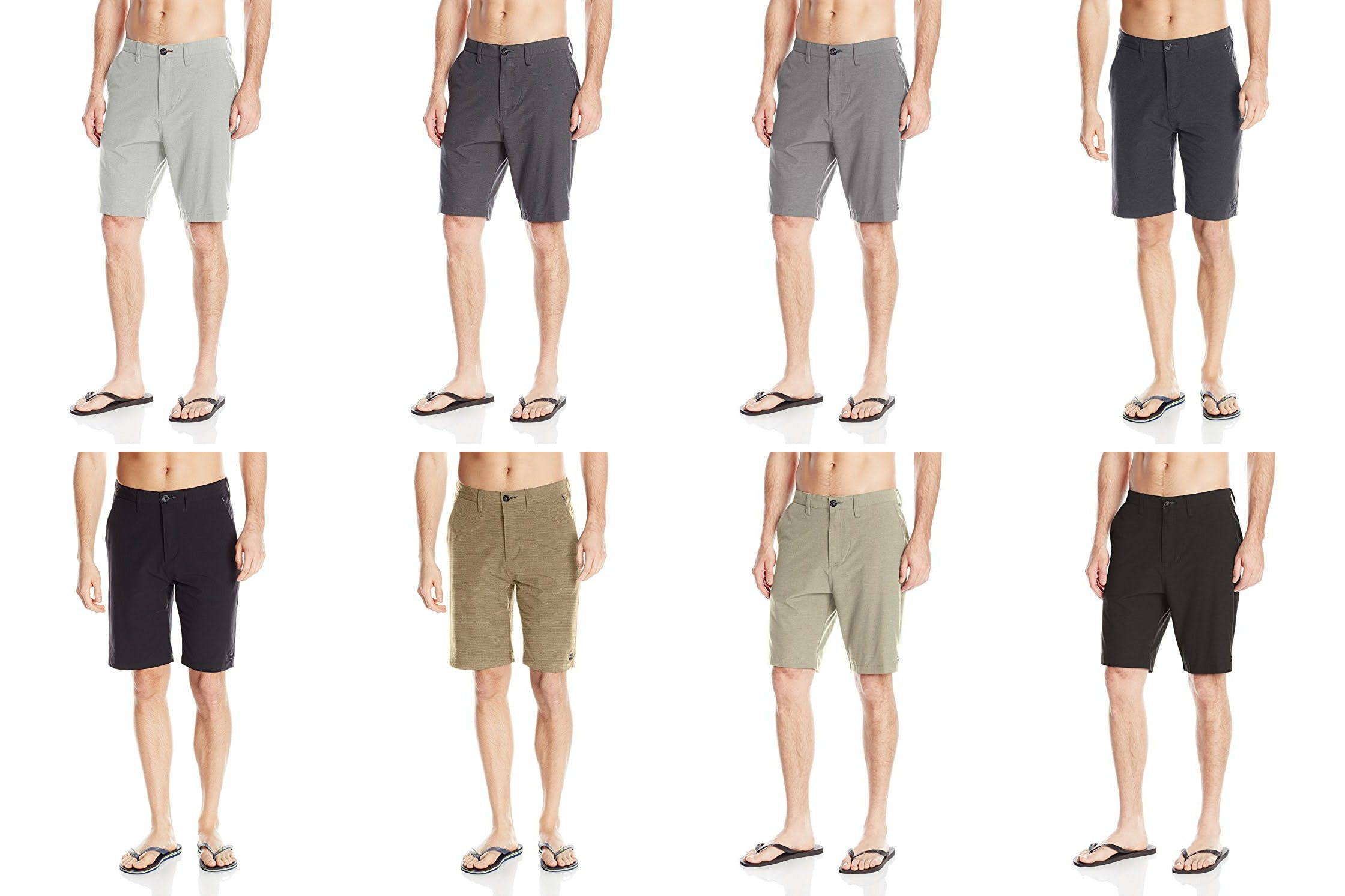 Billabong Crossfire X Submersible Short Colors