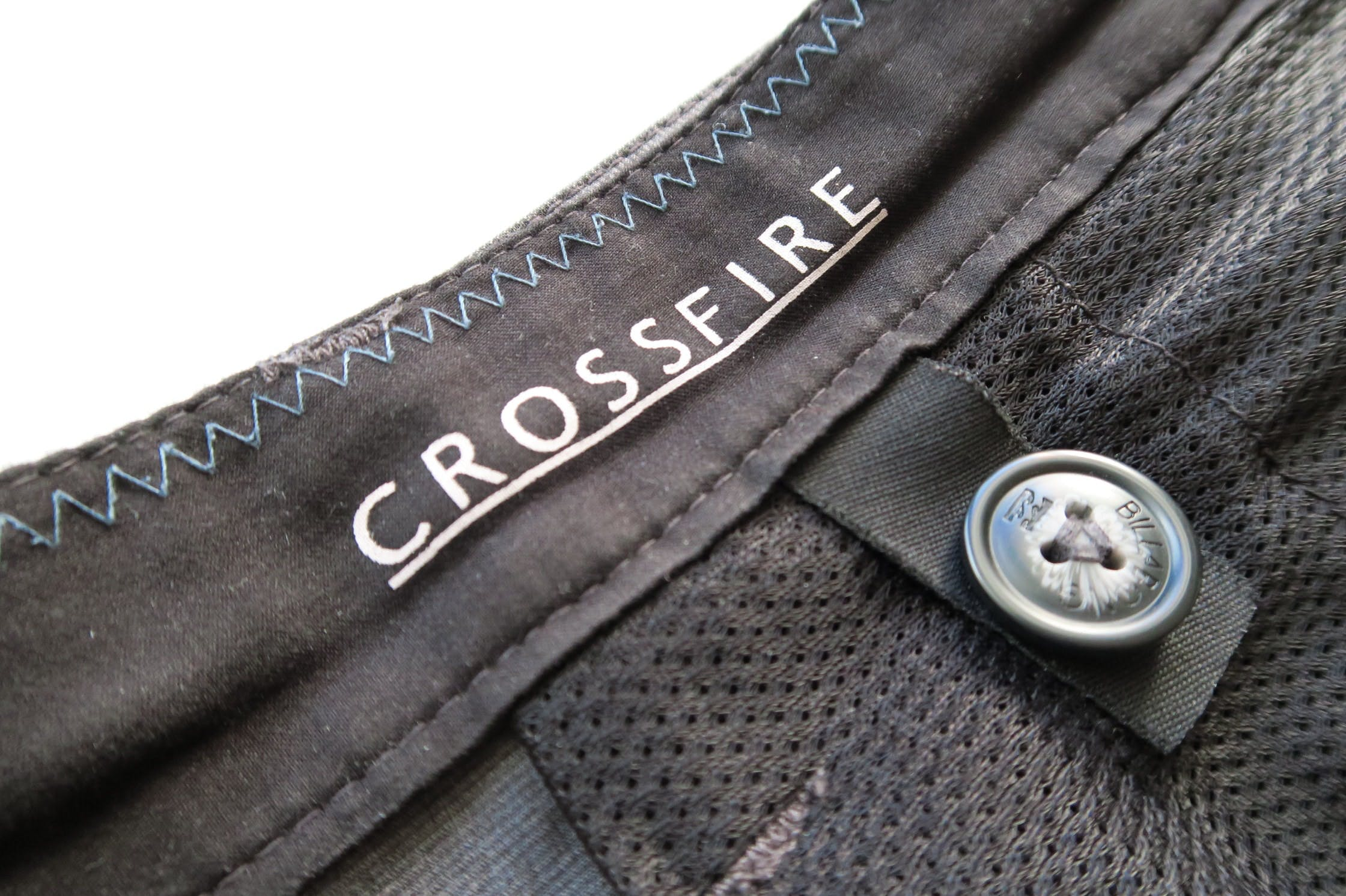 Billabong Crossfire X Submersible Short Detail