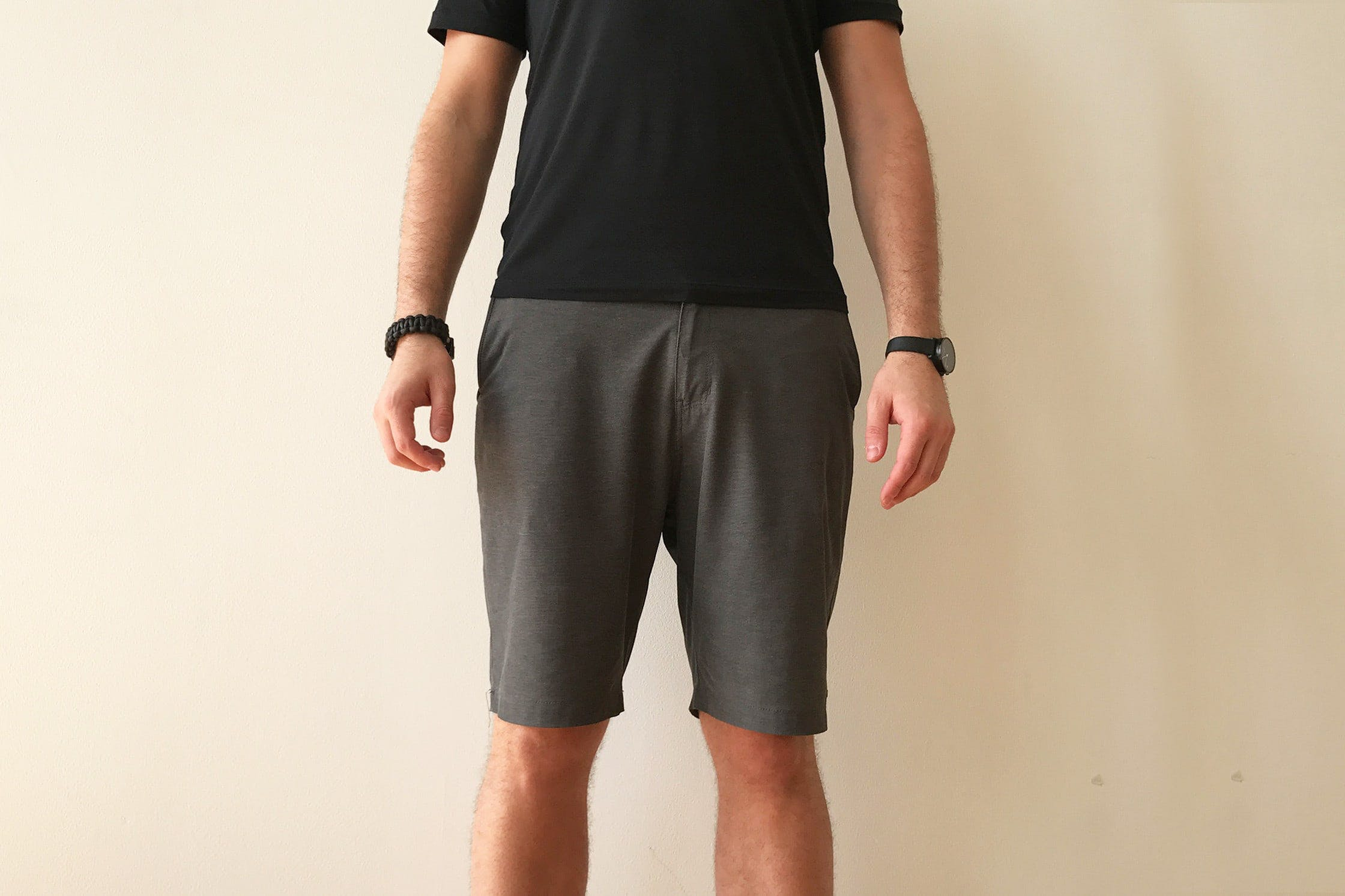Front of the Billabong Crossfire X Submersible Short