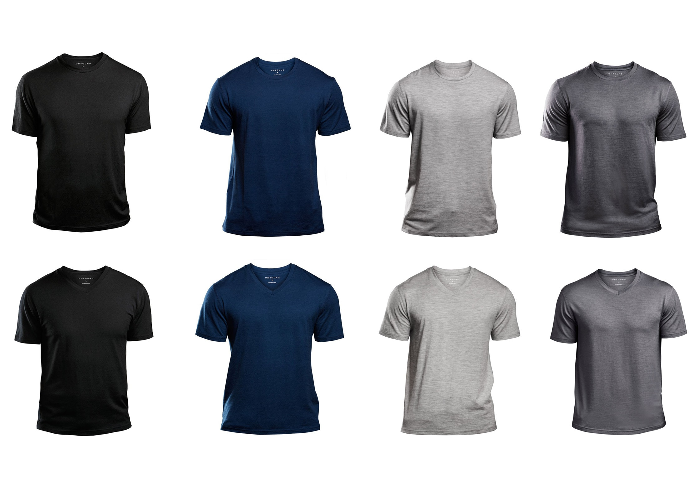 095fff32d6a47e Unbound Merino Crew Neck T-Shirt Review | Pack Hacker