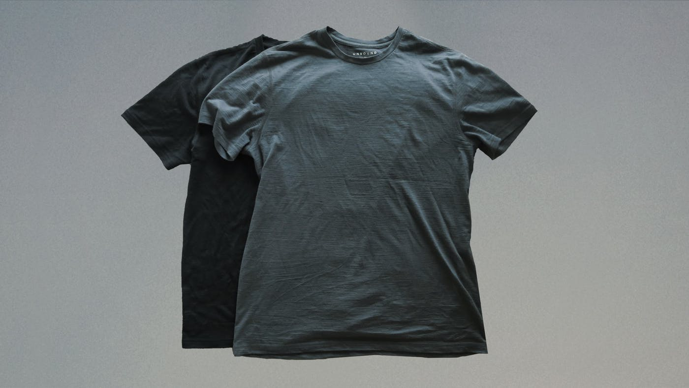 Unbound Merino Crew Neck T Shirt Review Pack Hacker