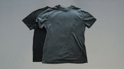 Unbound Merino Crew Neck & V-Neck T-Shirts