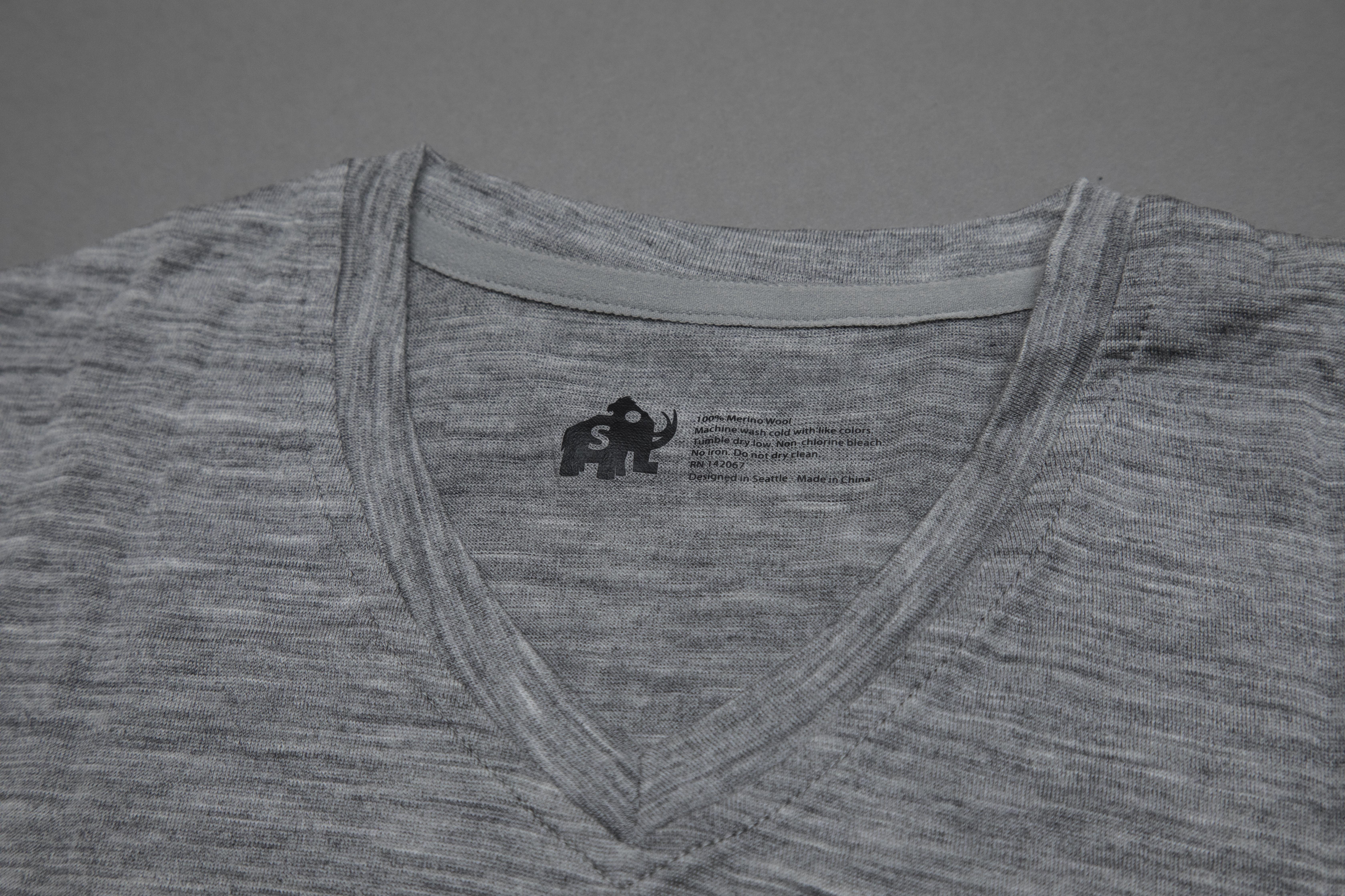 Woolly Ultralight V-Neck Collar