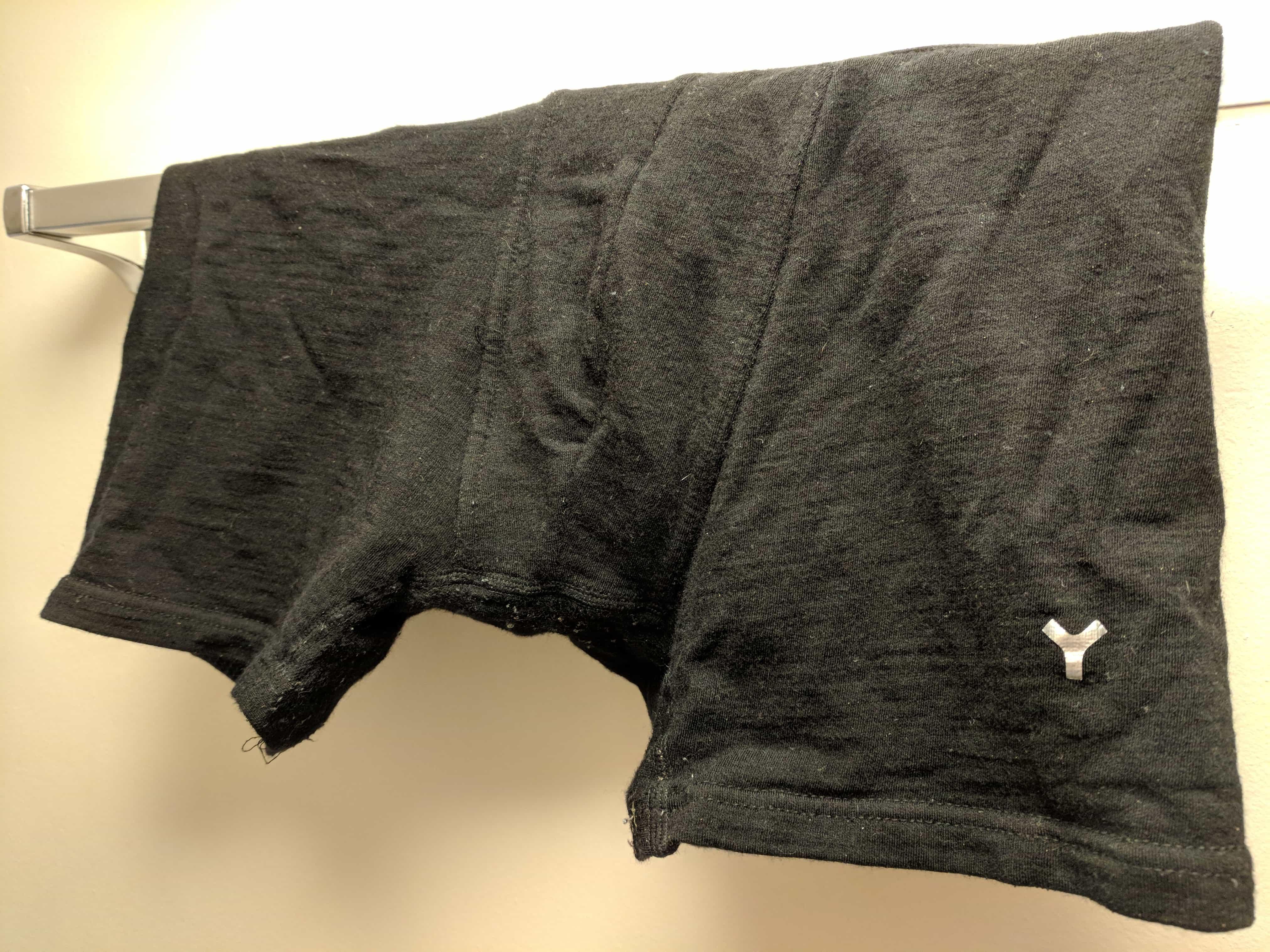 Y Athletics Silverair Merino Underwear Air Drying