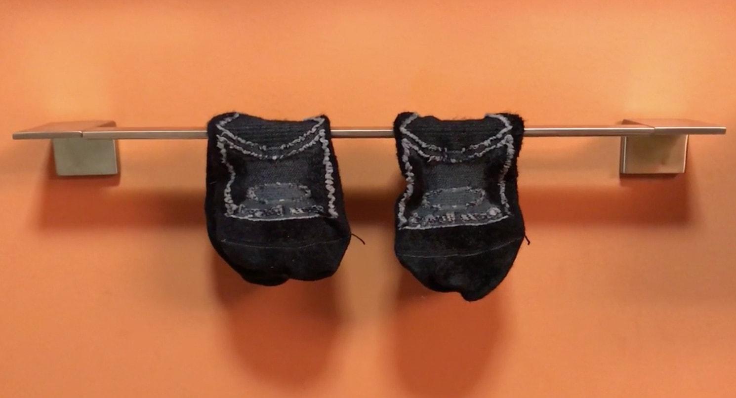 Merino Wool No-Show Socks