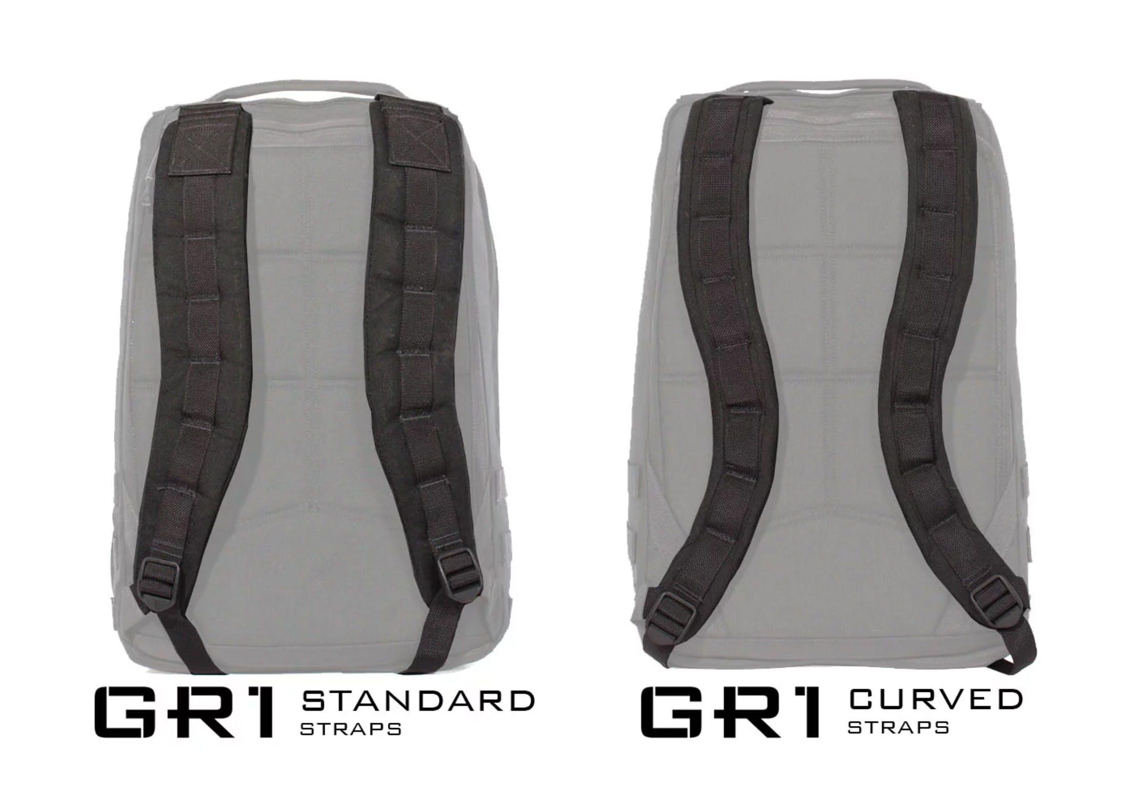 GORUCK GR1 Curved Straps