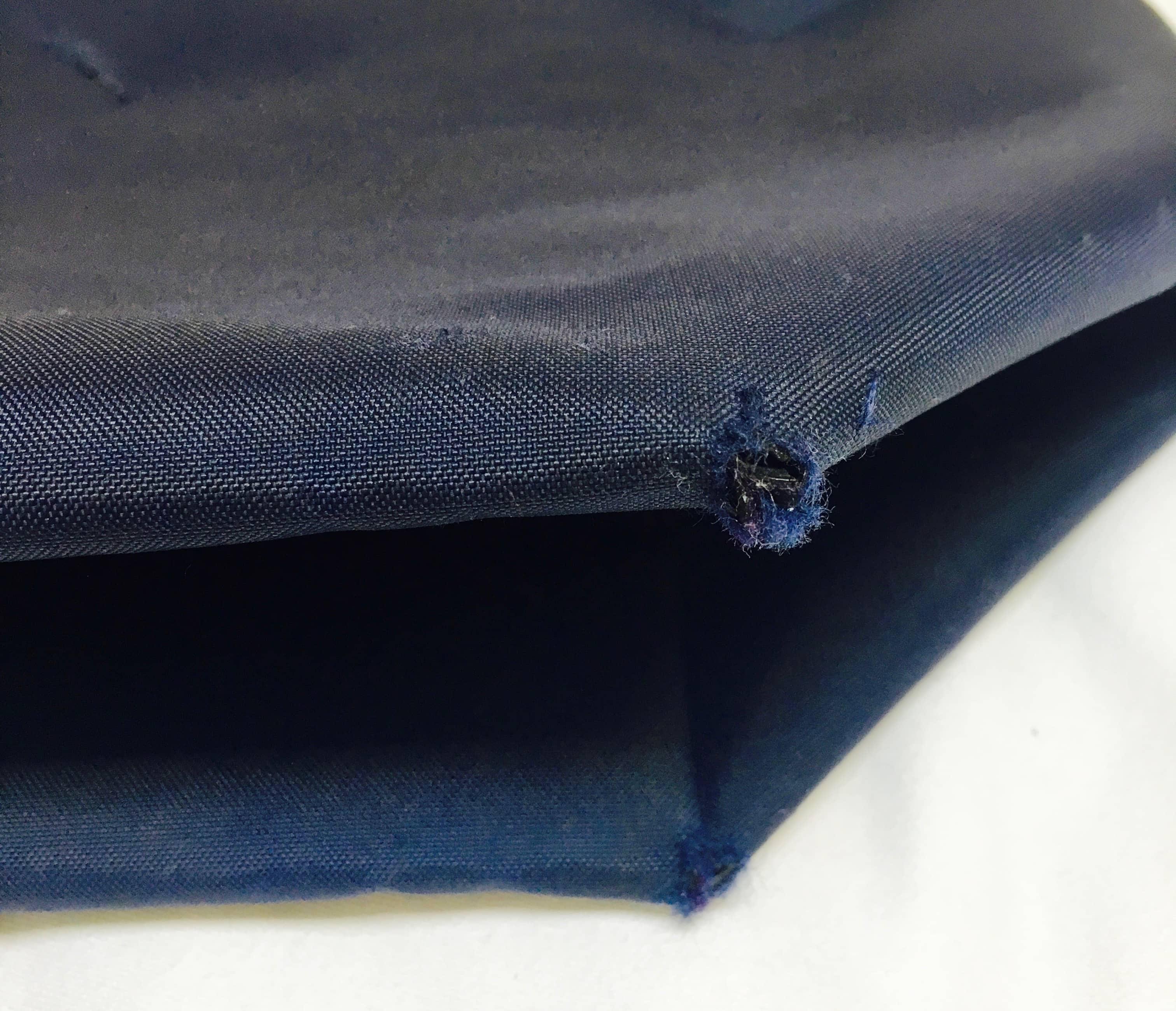 Longchamp Le Pliage Travel Tote Damage | Sam Schaible