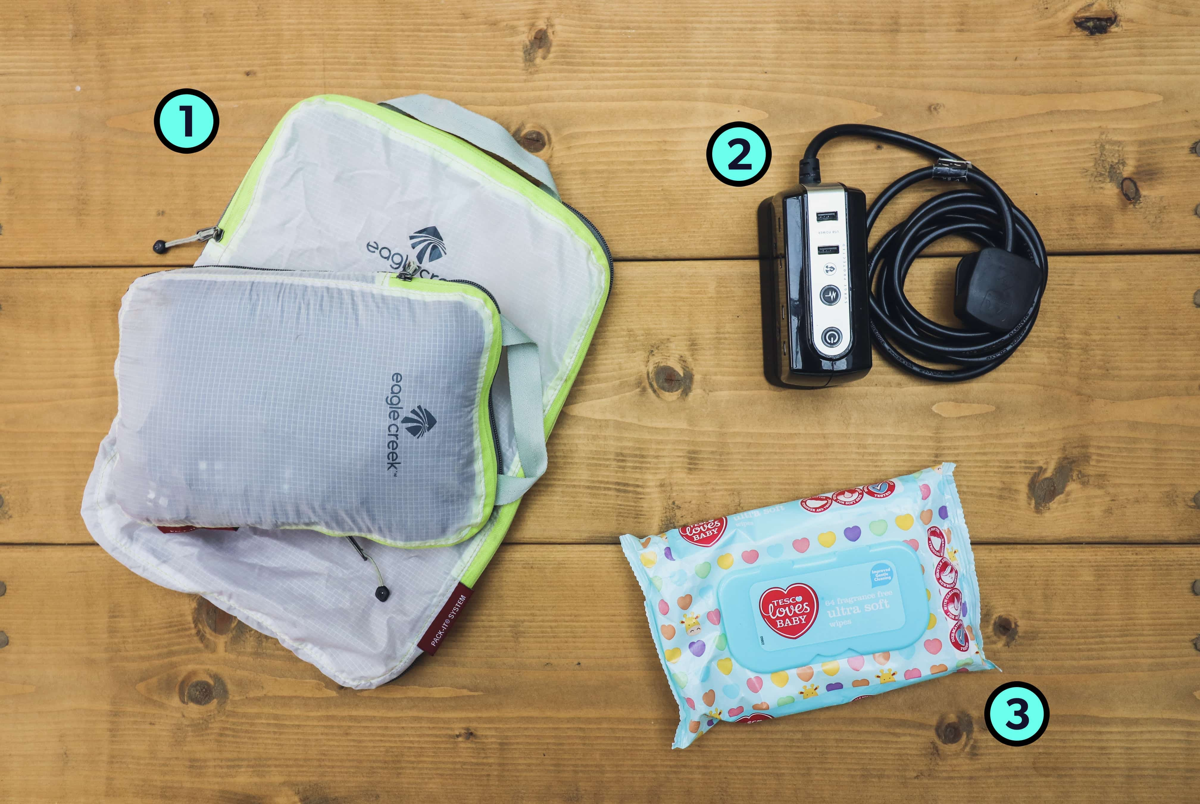 Rebecca & Nathan of Always A Friday | Trusty Three Travel Items