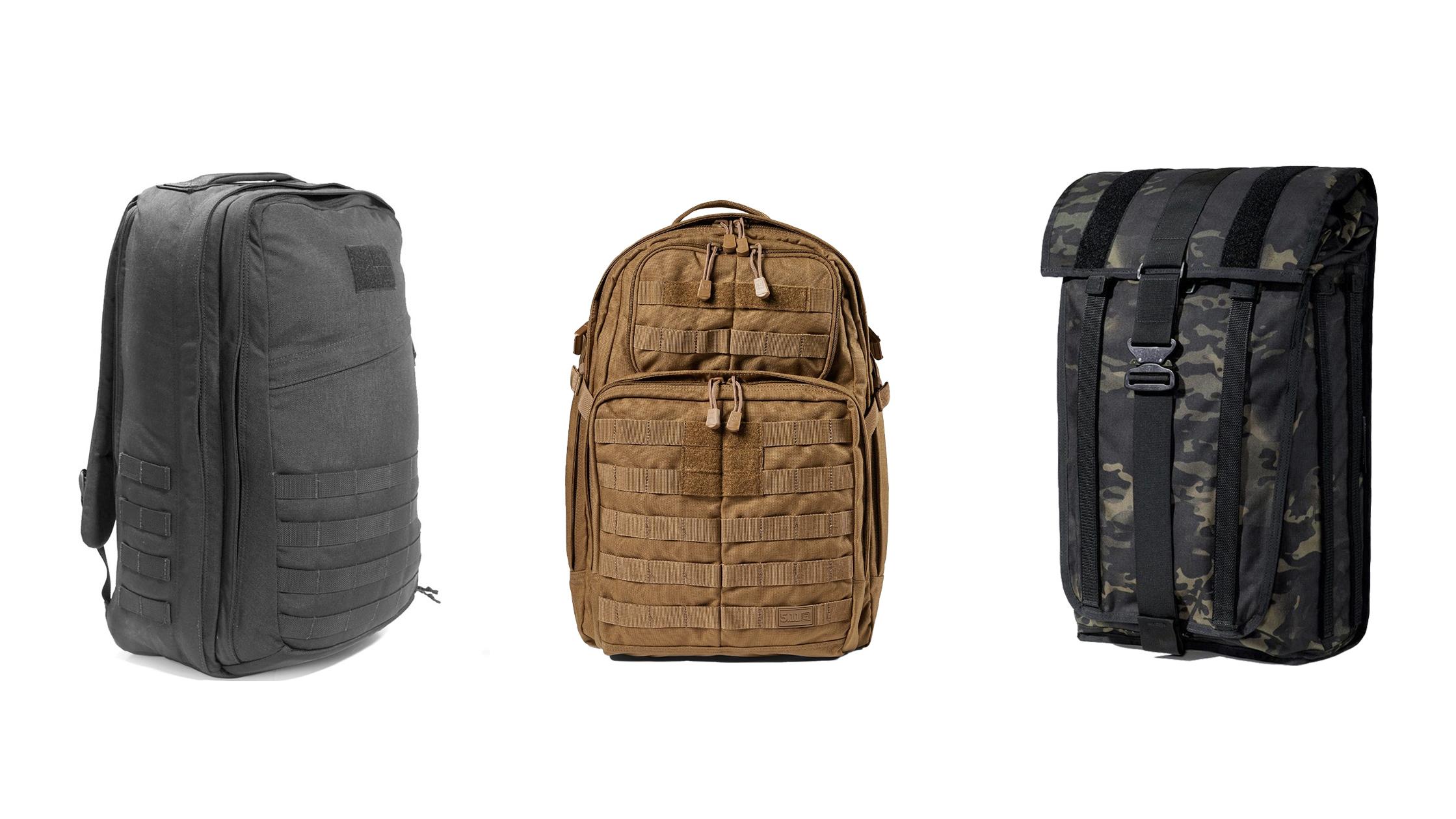 tacticool travel backpacks