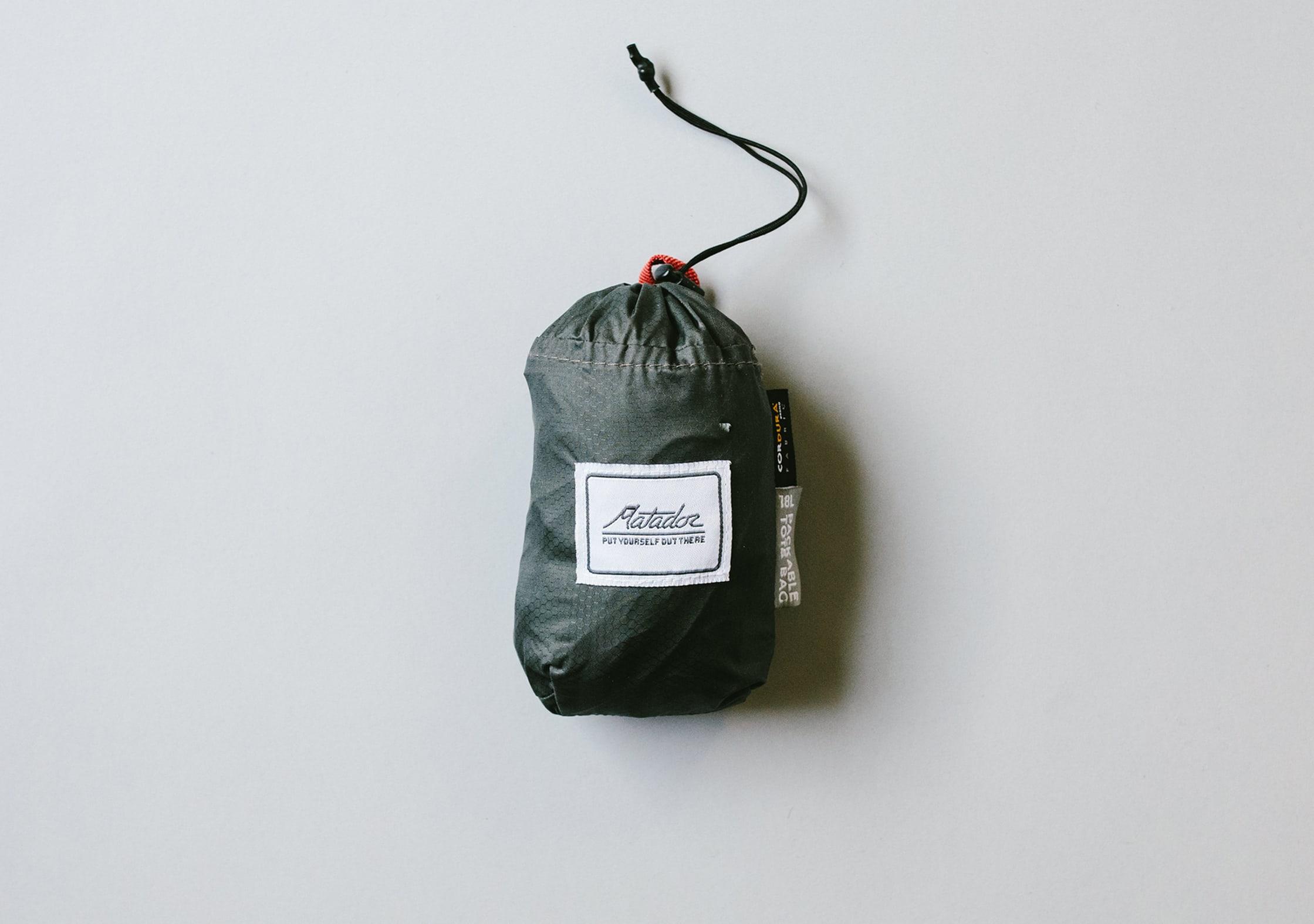 Matador Transit Tote Bag Fully Compressed