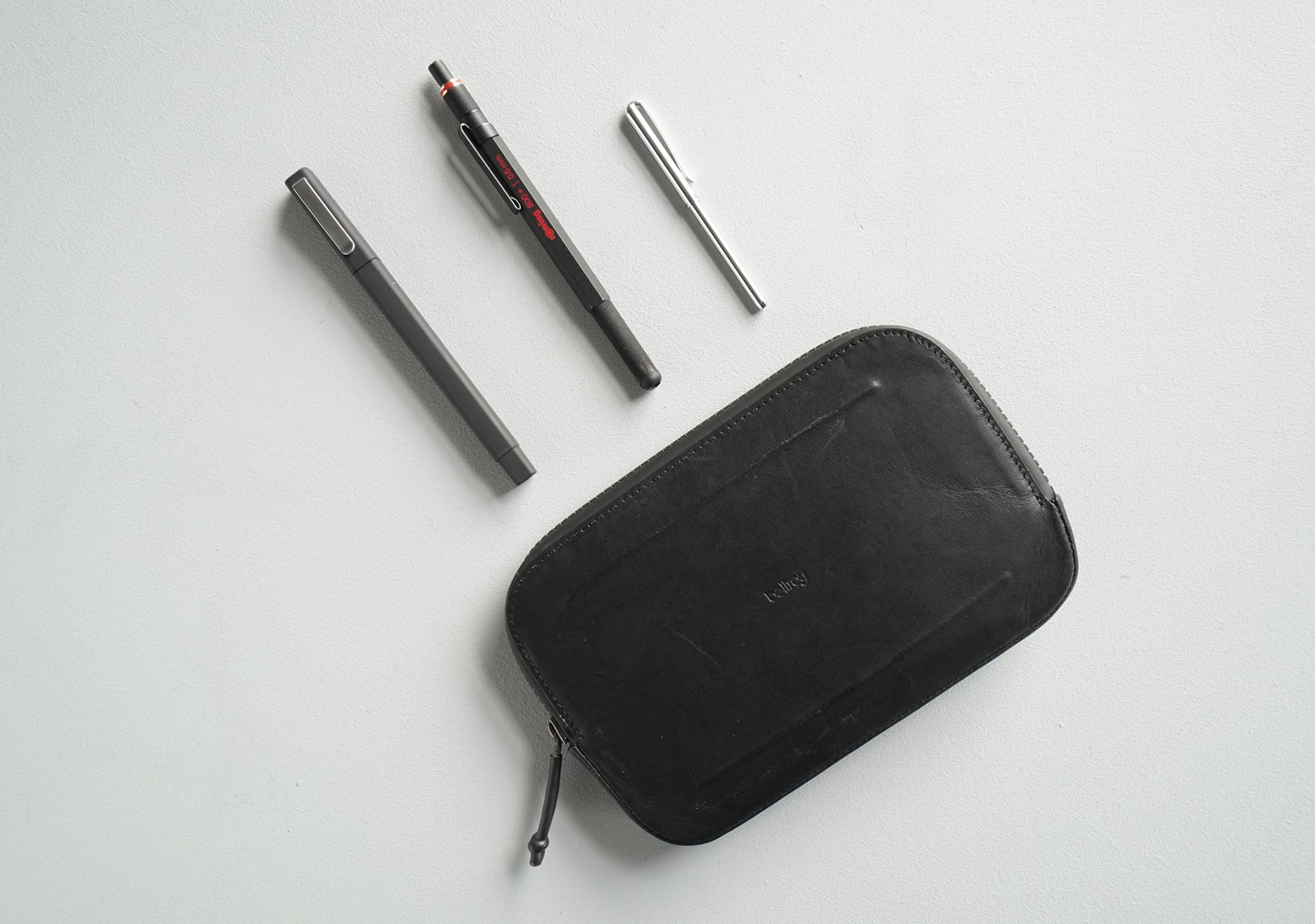 fbe687449db8 Bellroy All Conditions Essentials Pocket. The tiny Walkie pen