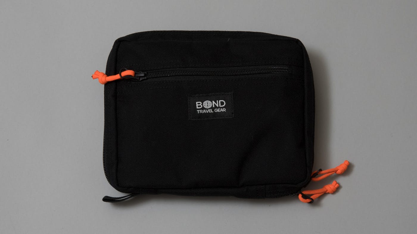 18c31bcf1f0f Bond Travel Gear ESCAPADE Pouch Review
