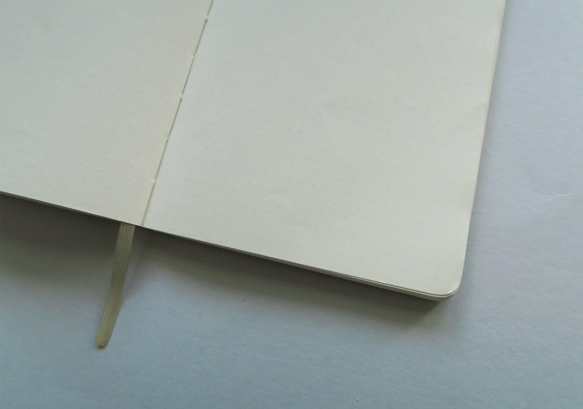 Moleskine Large Dot Grid Soft Cover Notebook Dot Grid