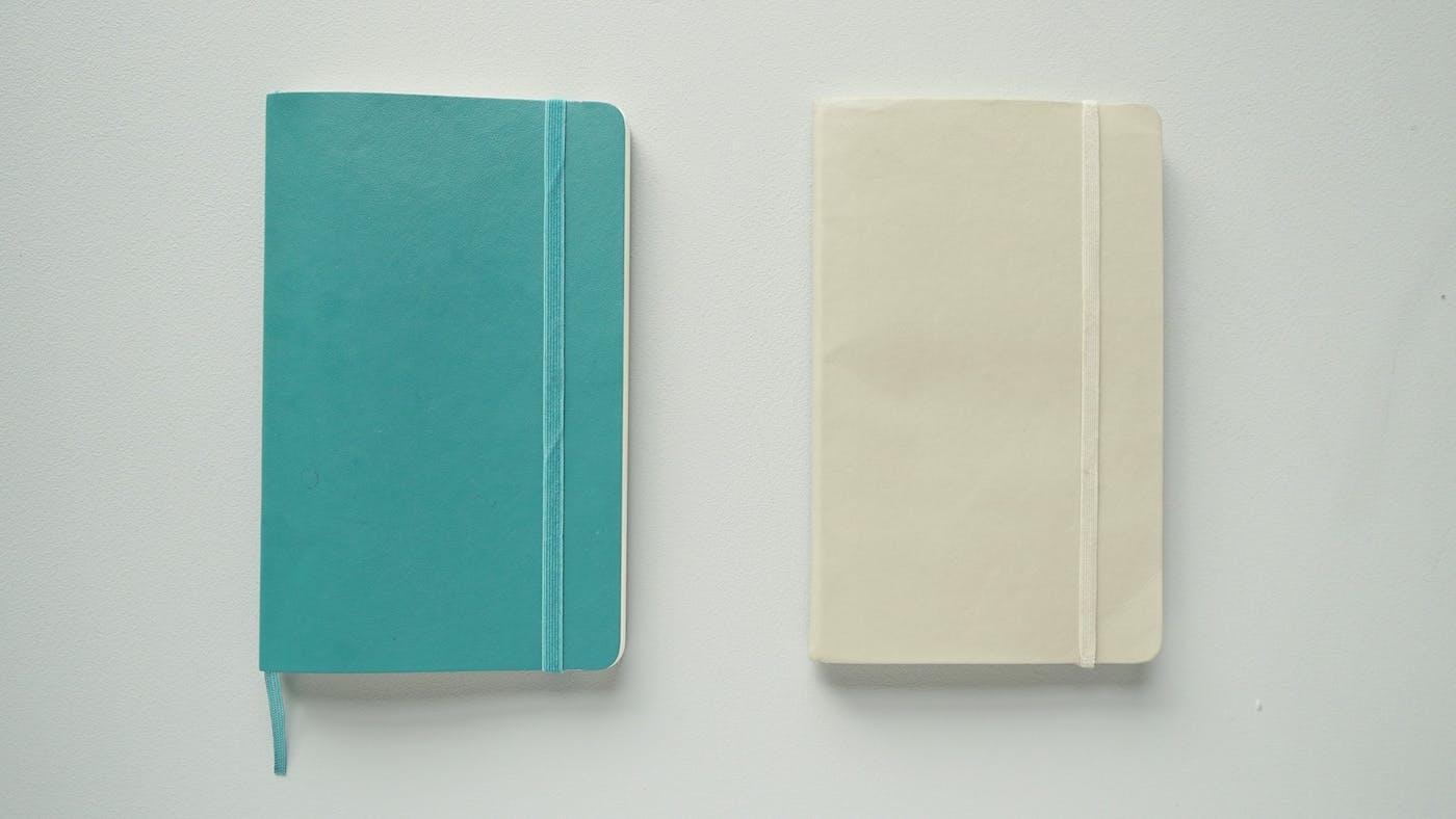 Moleskine Large Dot Grid Soft Cover Notebook