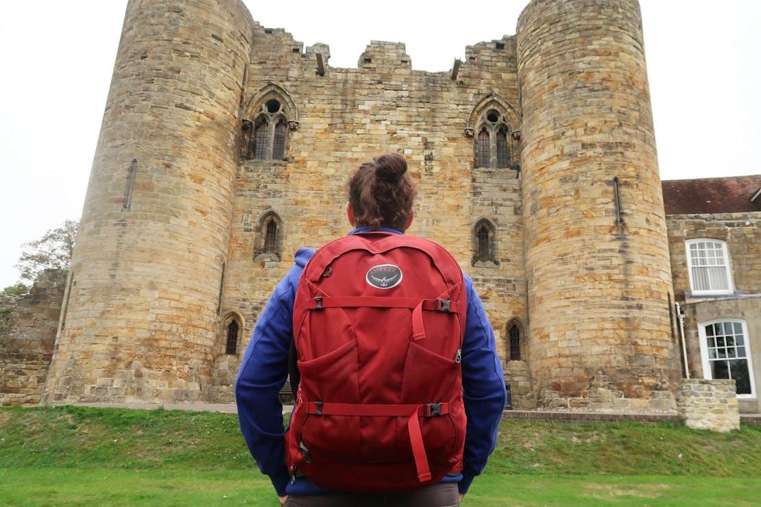 Osprey Farpoint 40 At Tonbridge Castle, Kent, England