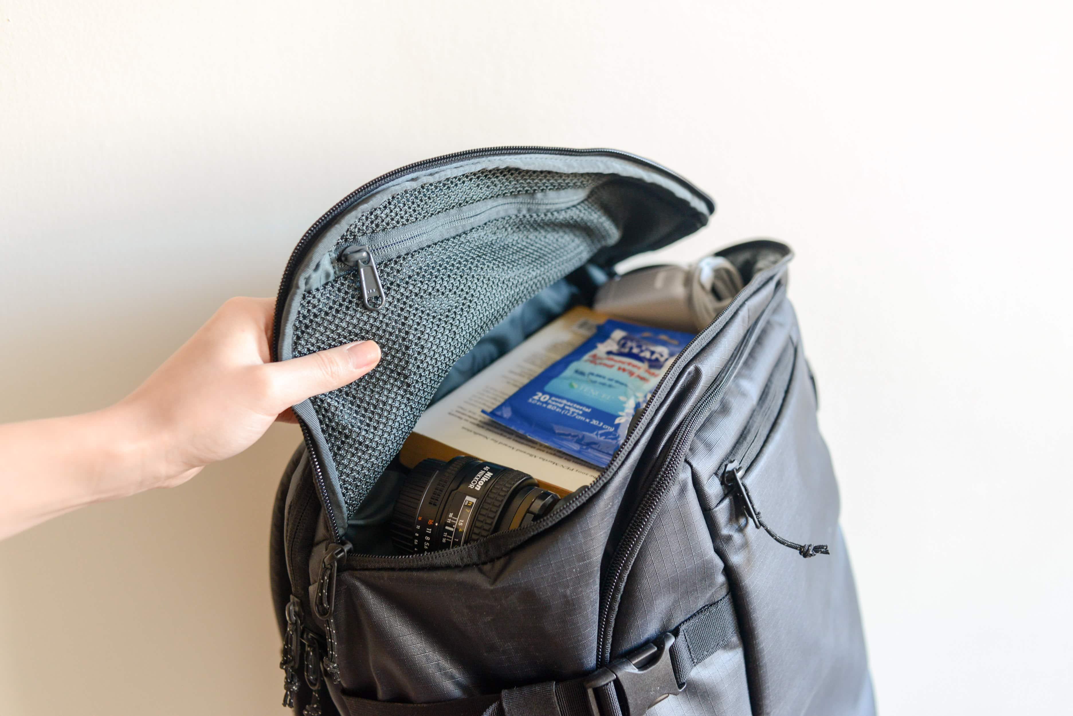 Timbuk2 Wander Pack | Top Pocket