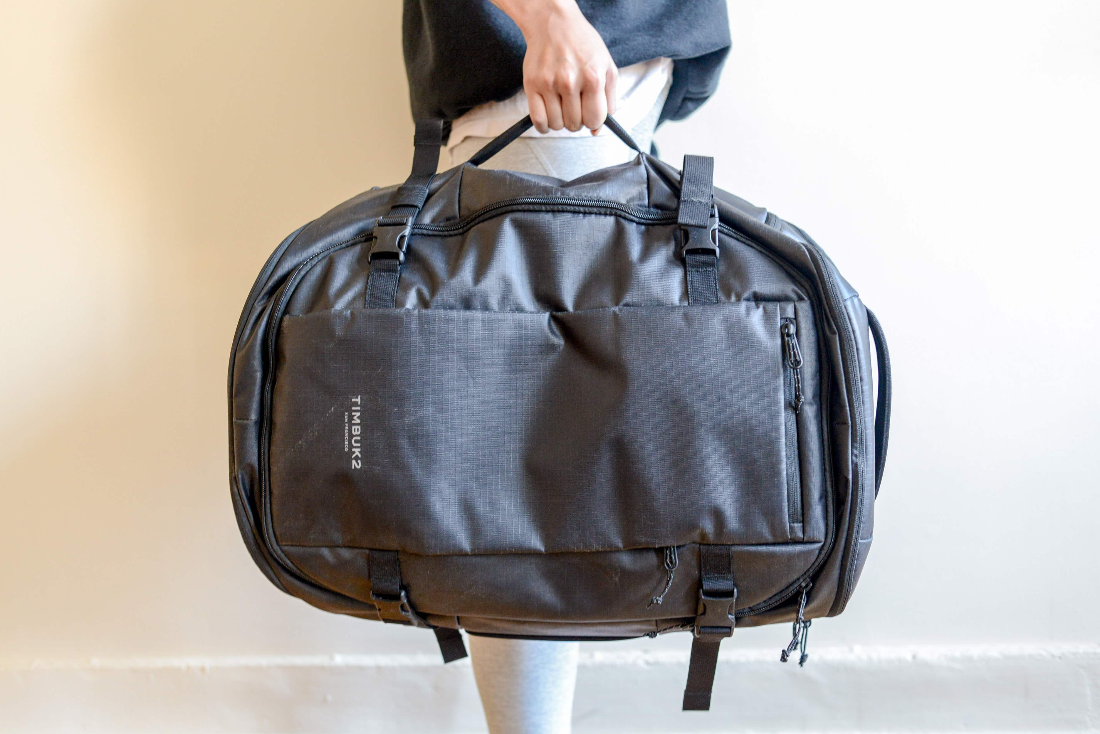 Timbuk2 Wander Pack | Side Handle