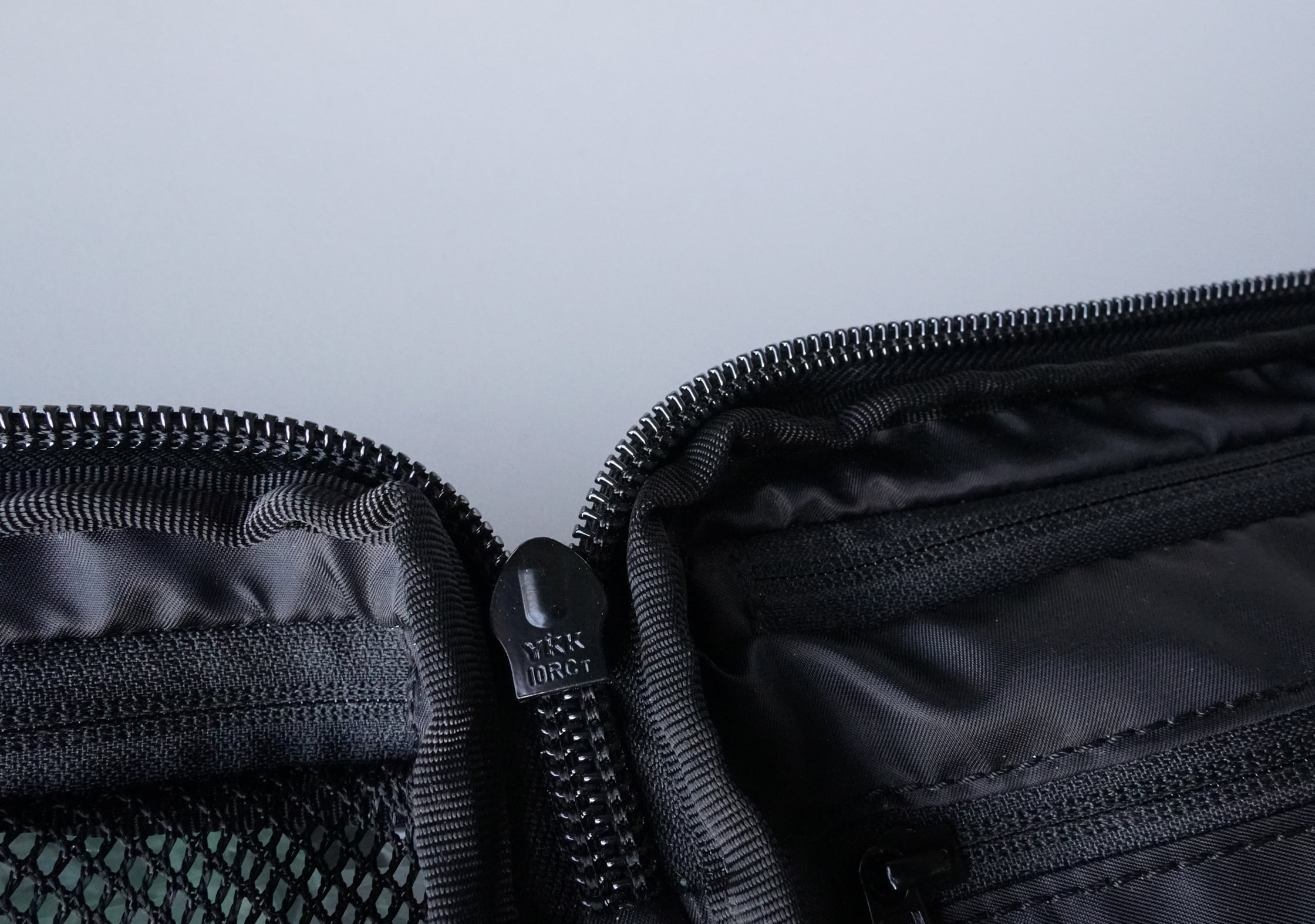Chrome Macheto Travel Backpack YKK #10 RC