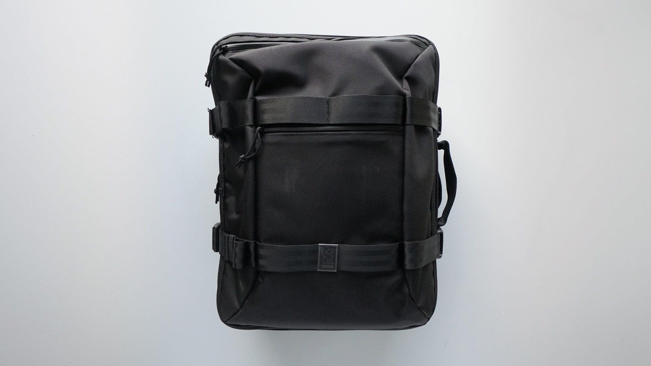 83a2c753f09f Chrome Macheto Travel Backpack Review