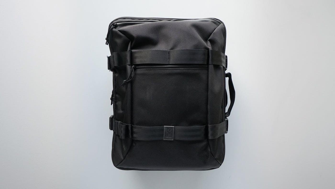 Chrome Macheto Travel Backpack Review