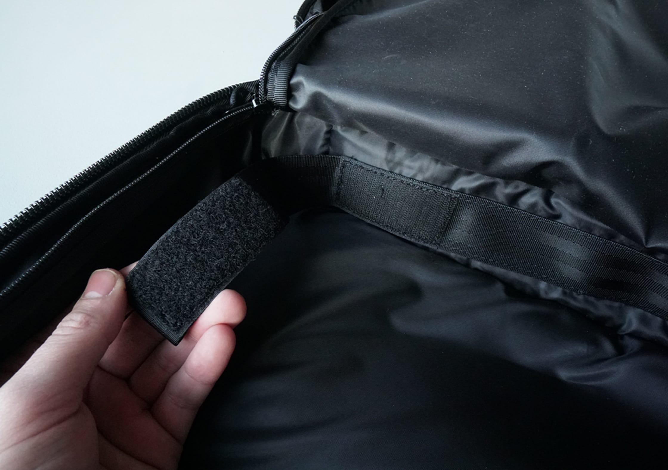 Chrome Macheto Travel Backpack Unknown Velcro Strap